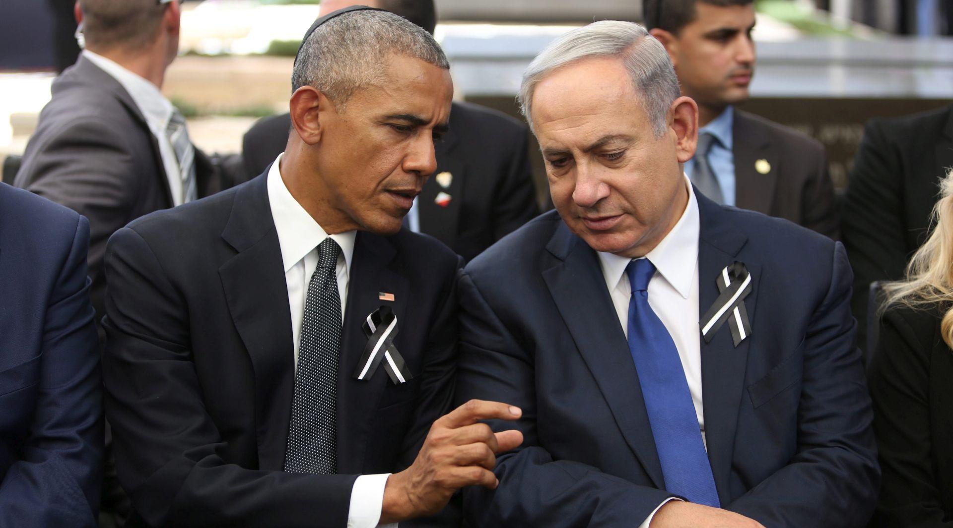 Obama kaže da izraelska naselja čine nemogućim rješenje s dvije države