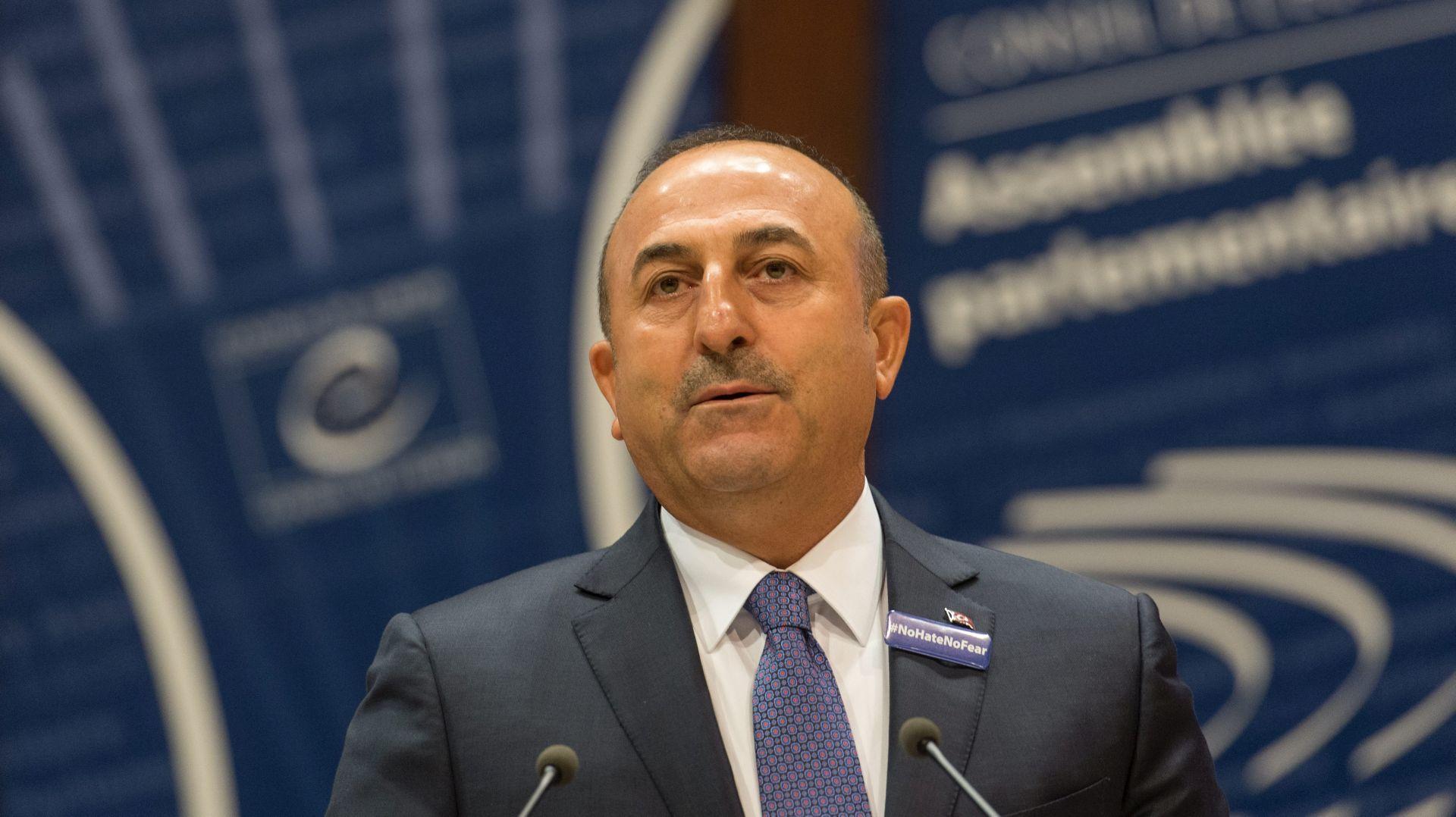 CAVUSOGLU Utvrđen identitet napadača iz Istanbula