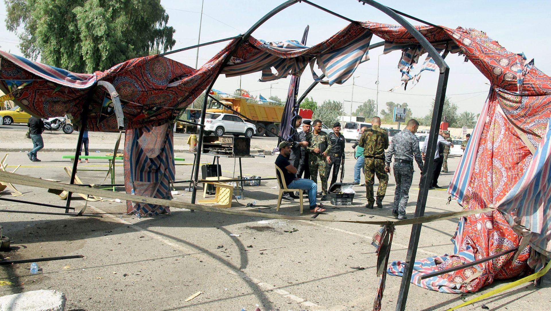 BAGDAD U napadu u Sadr Cityju 10 mrtvih