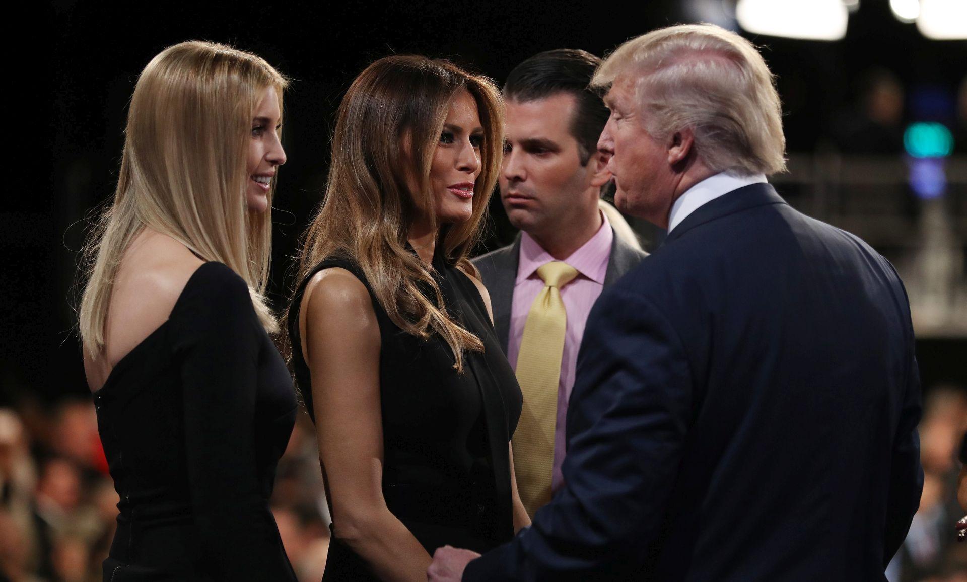 Upoznajte Trumpove, novu američku prvu obitelj