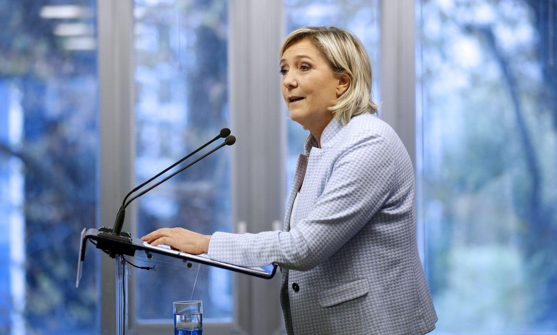 Marine Le Pen predlaže povratak na strukturu ECU-a u zamjenu za euro