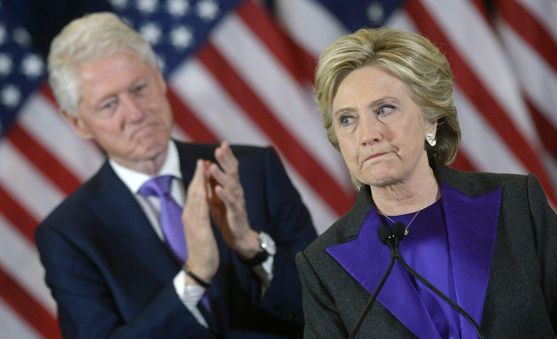 Hillary Clinton doći će na Trumpou inauguraciju