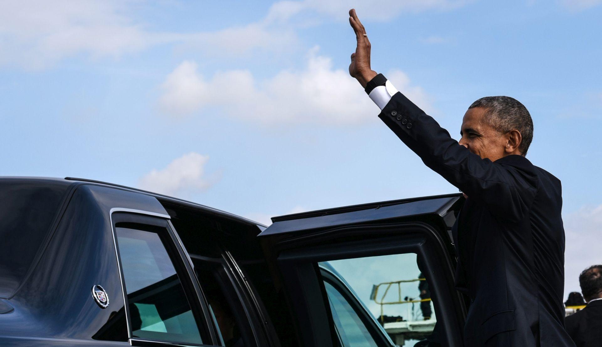 Obama će održati svoj oproštajni govor 10. siječnja