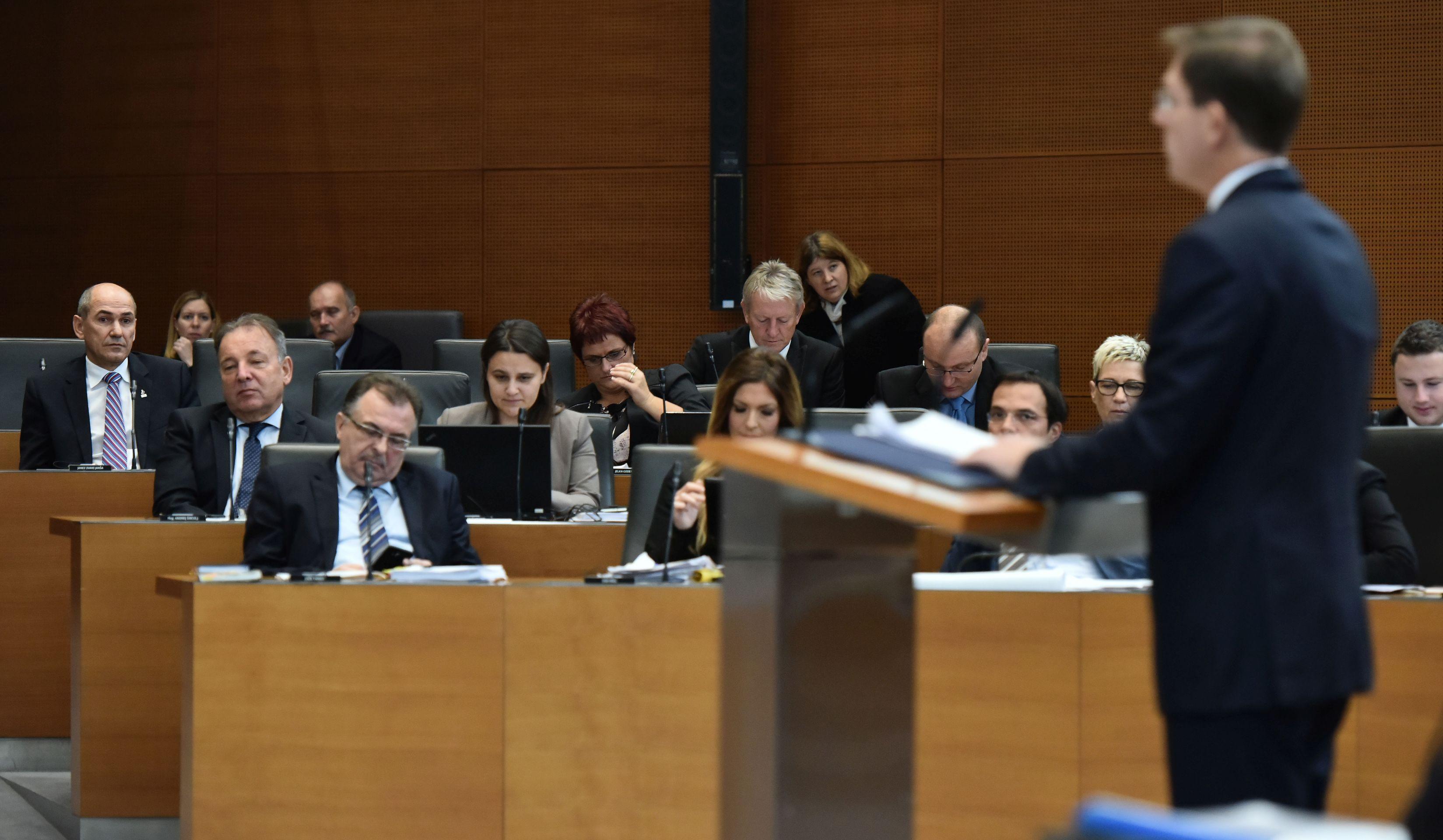 Slovenski parlament u ponedjeljak o zaštiti NLB-a