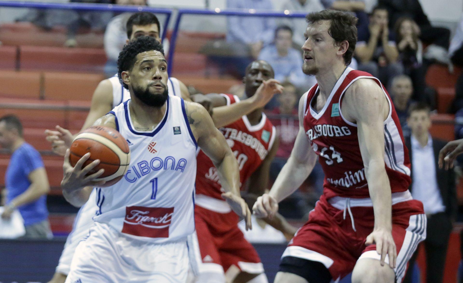 FIBA LIGA PRVAKA Strasbourg – Cibona 71-56