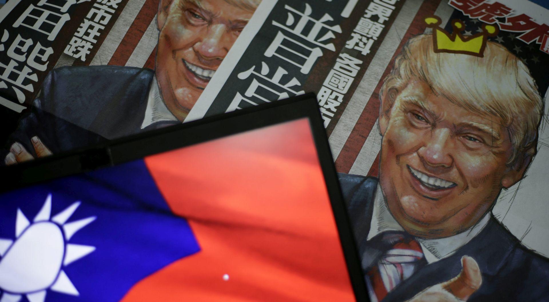 Peking upozorava Trumpa: O načelu jedne Kine nećemo pregovarati