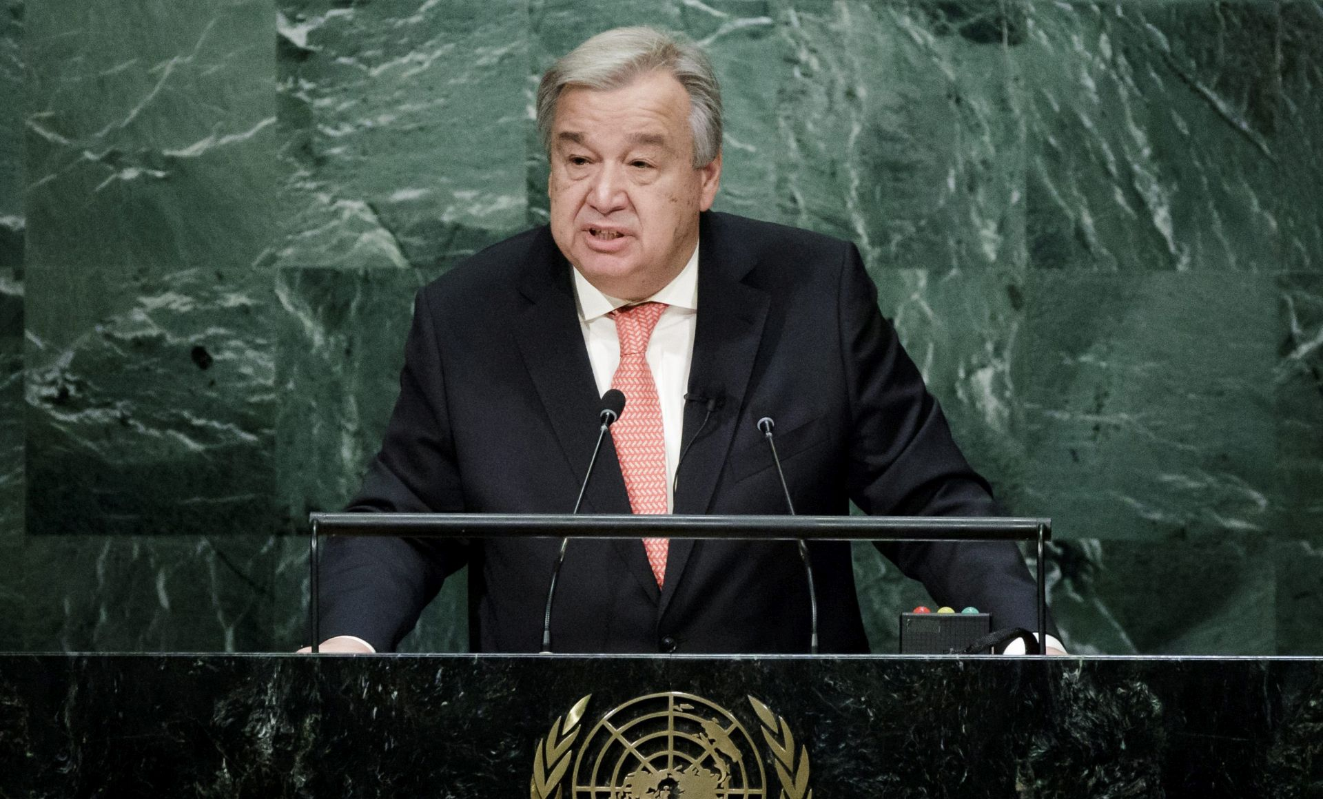 VIDEO: Antonio Guterres zatražio trenutno uvođenje primirja u Siriji
