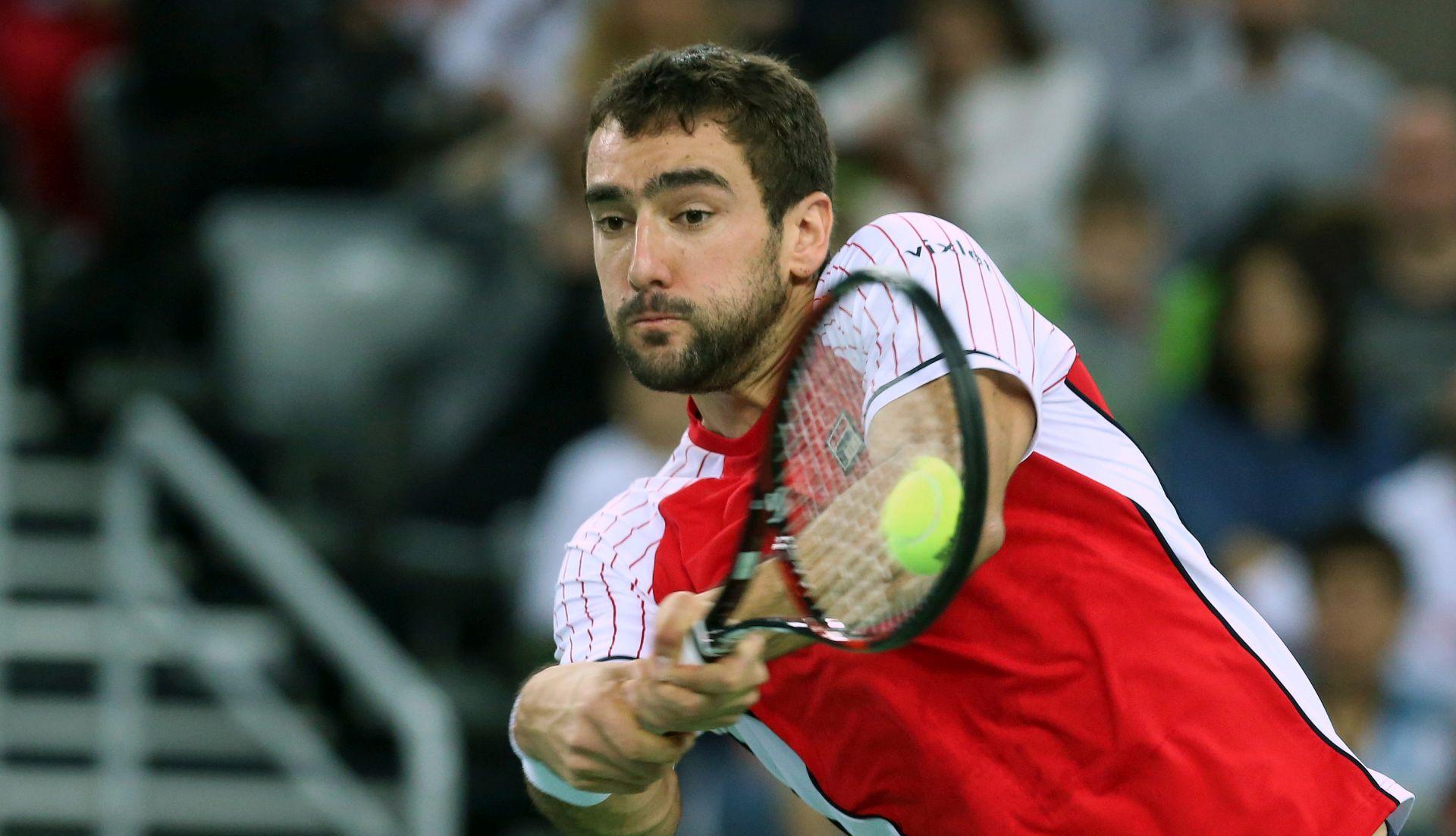 Počinje prodaja ulaznica za susret Davis Cupa protiv Španjolske