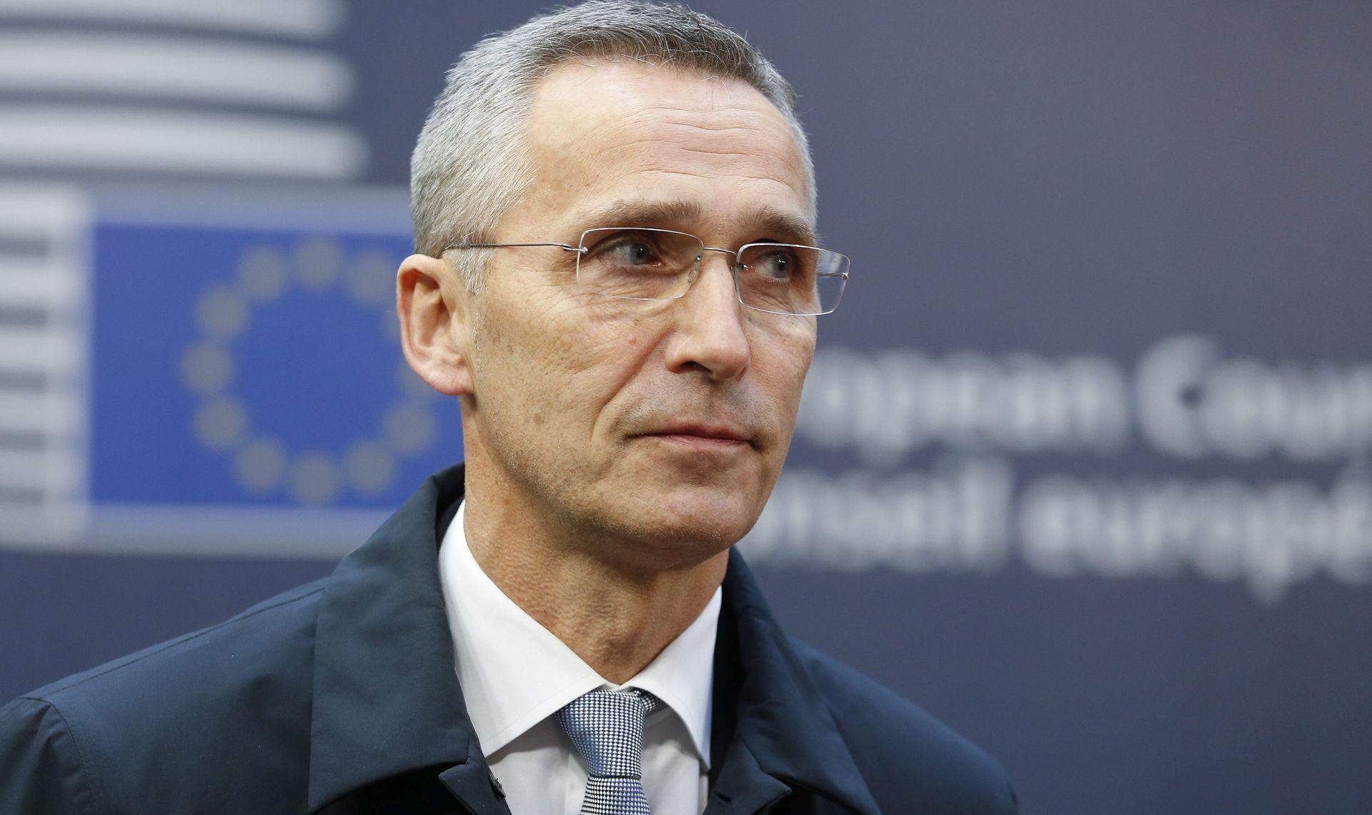 NATO neće braniti Izrael u slučaju napada Irana