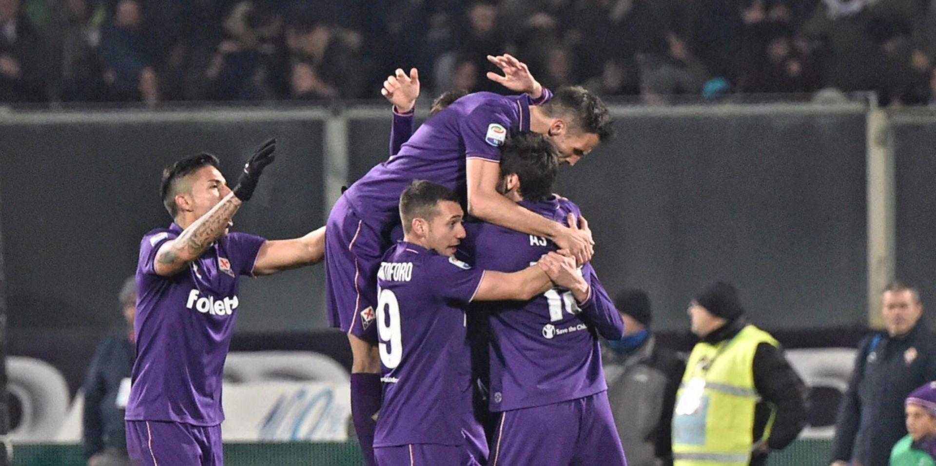 PROLAZ U SUDAČKOJ NADOKNADI Fiorentina u četvrtfinalu talijanskog kupa