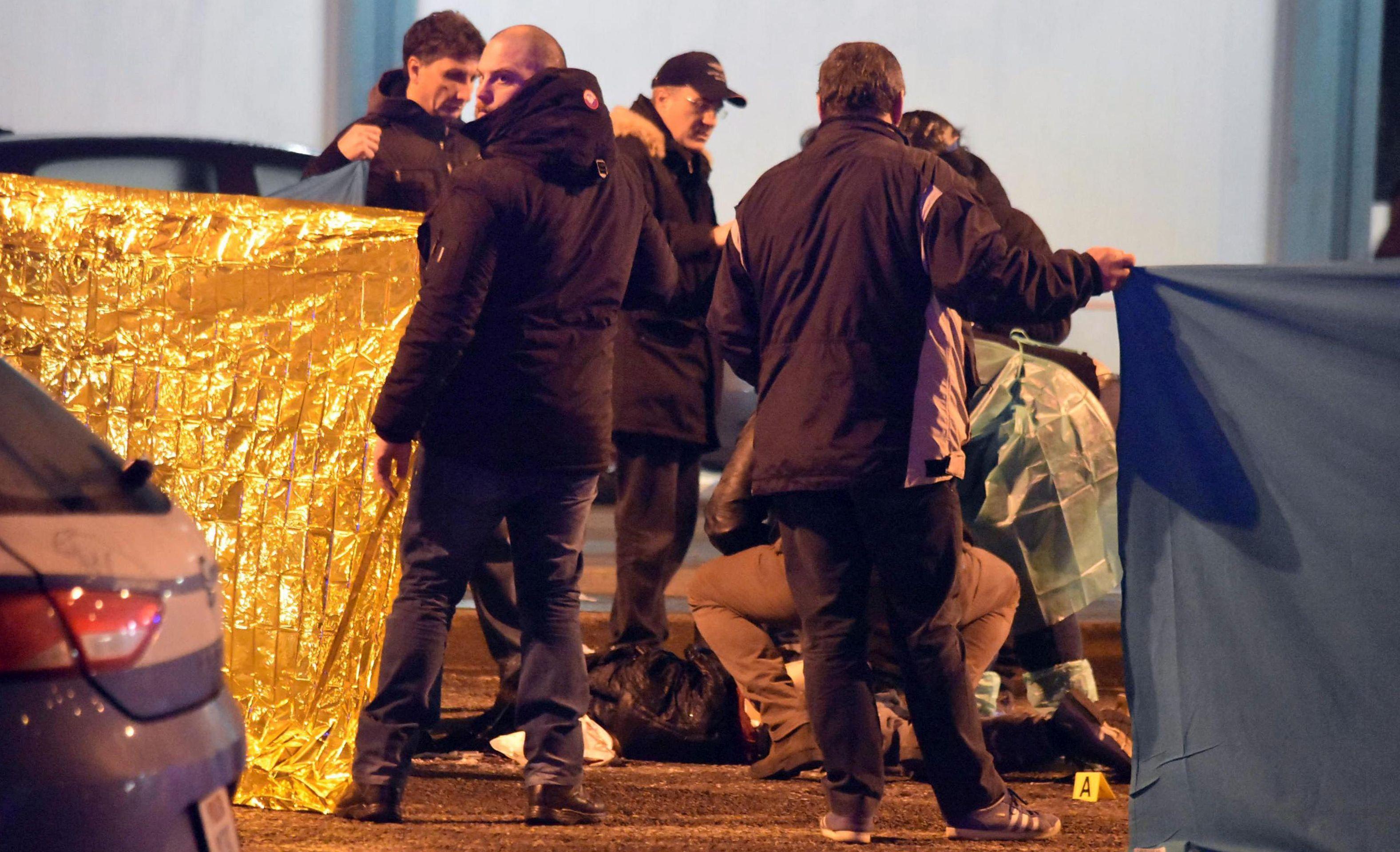 BERLIN Uhićen Tunižanin koji je pomogao teroristu Anisu Amriju da izvede napad kamionom