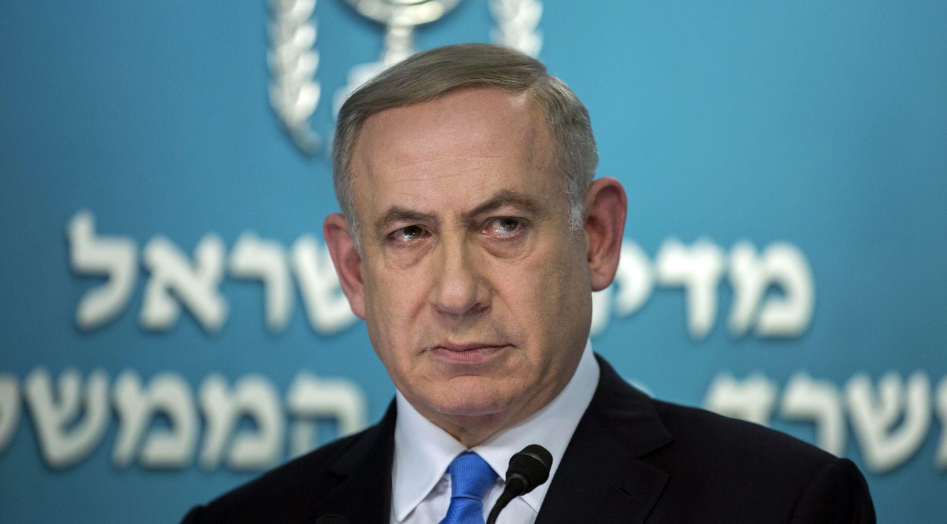 Izraelska policija započela s ispitivanjem Netanyahua