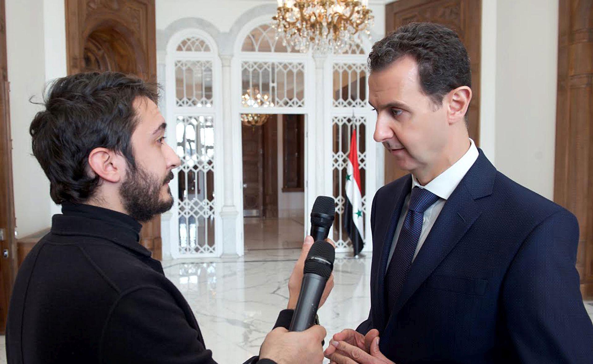 BASHAR AL ASSAD 'Nalazimo se na putu prema pobjedi'
