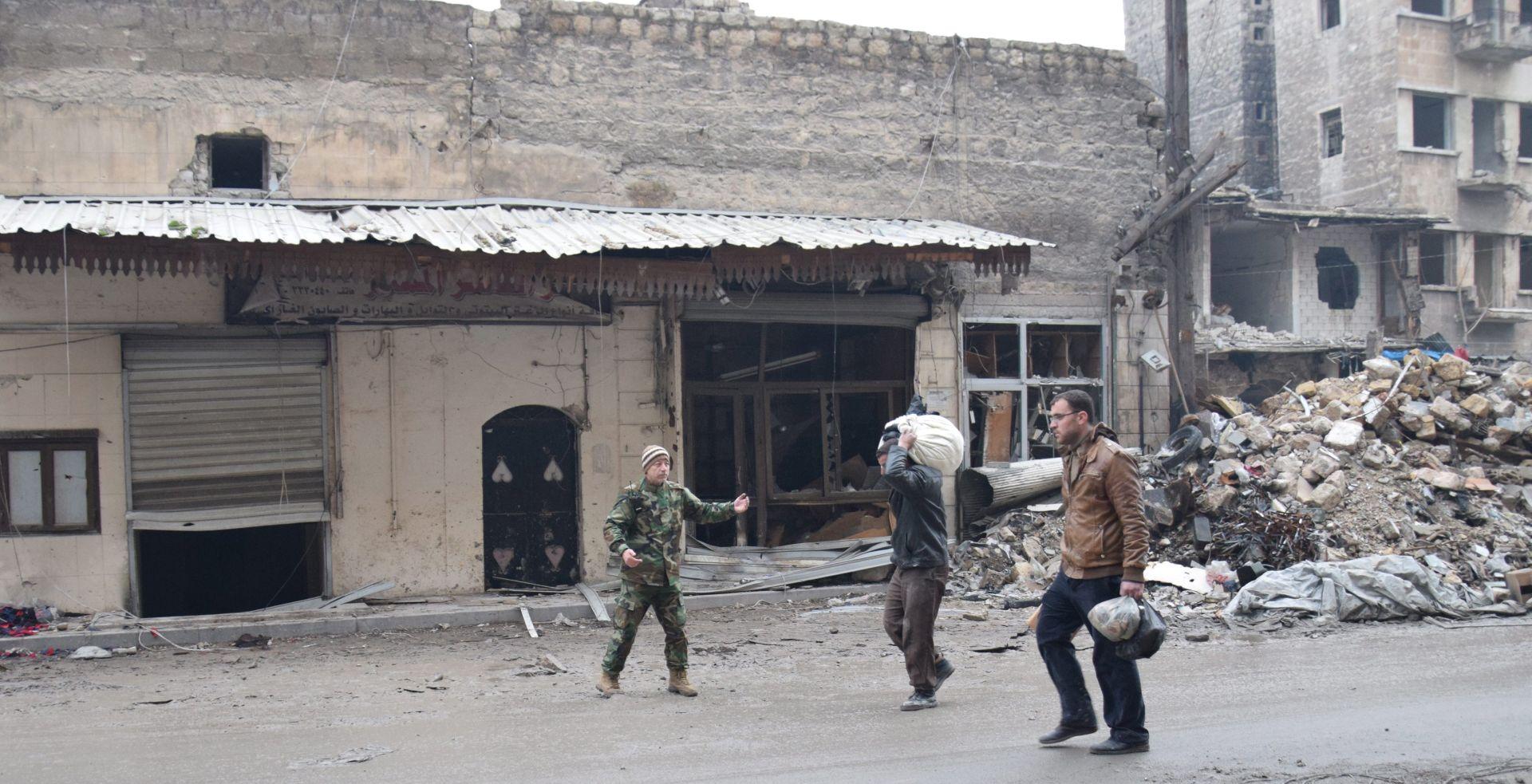Američka vojska u Siriji bombardira al Qaedu