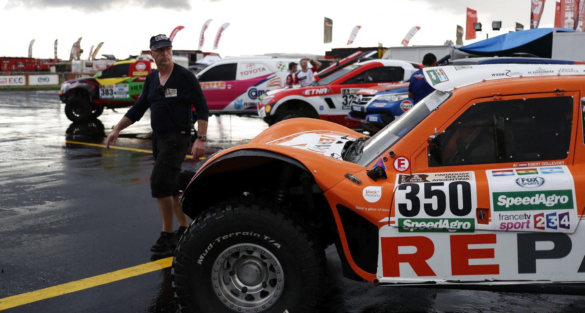 Starta 39. reli Dakar