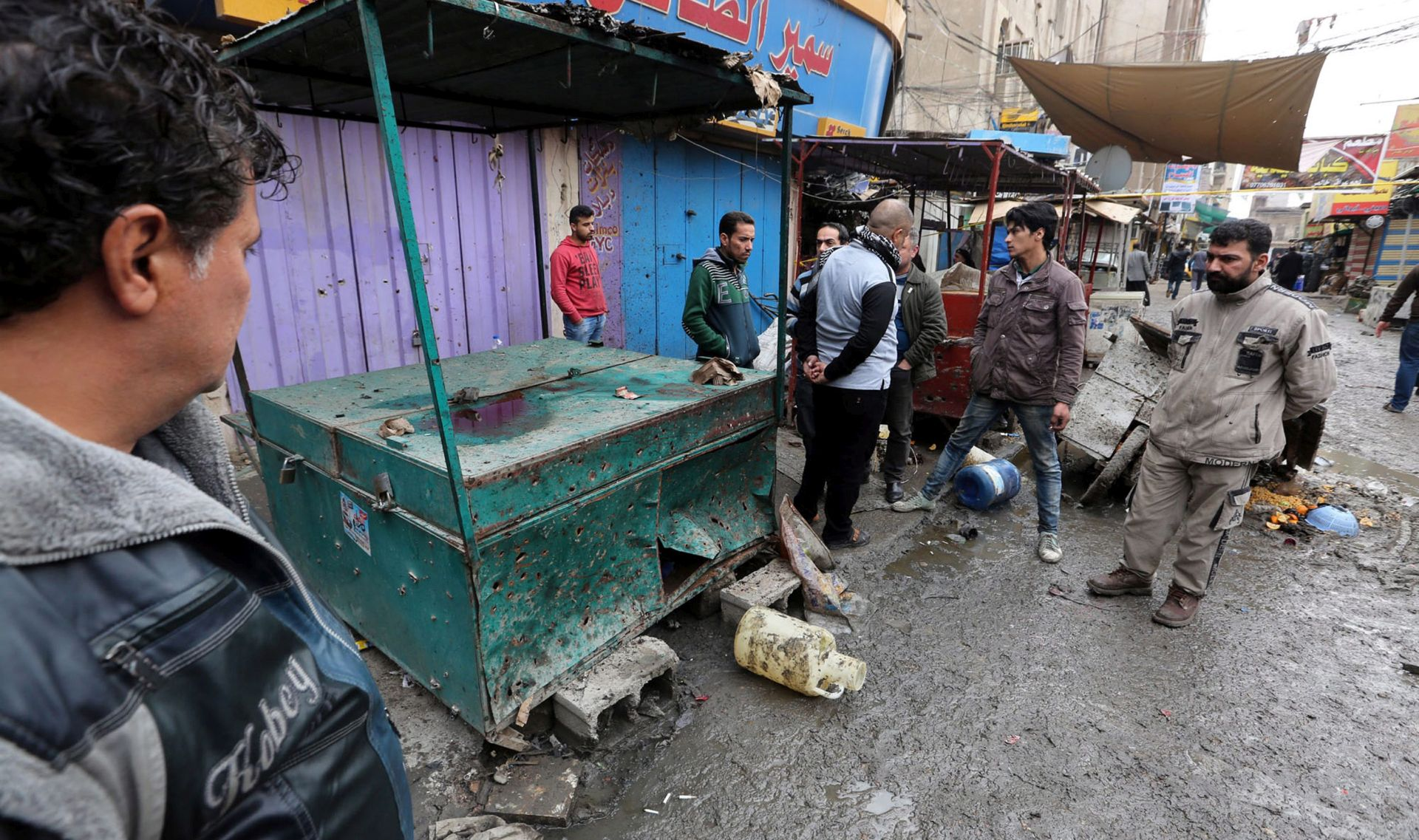 IS preuzeo odgovornost za samoubilački napad na istočni Bagdad