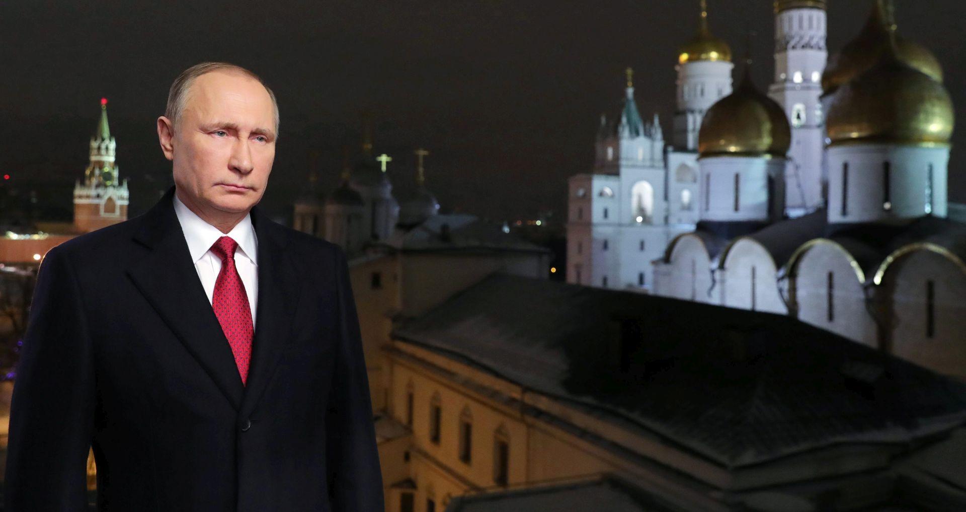 """RUSIJA """"Američke optužbe o hakiranju lov su na vještice"""""""