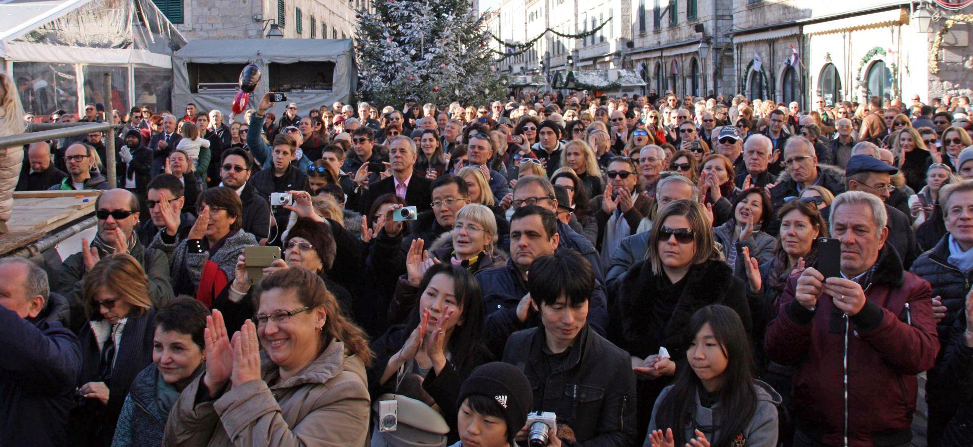 Tradicionalni koncert Dubrovačkog simfonijskog orkestra na Novu godinu