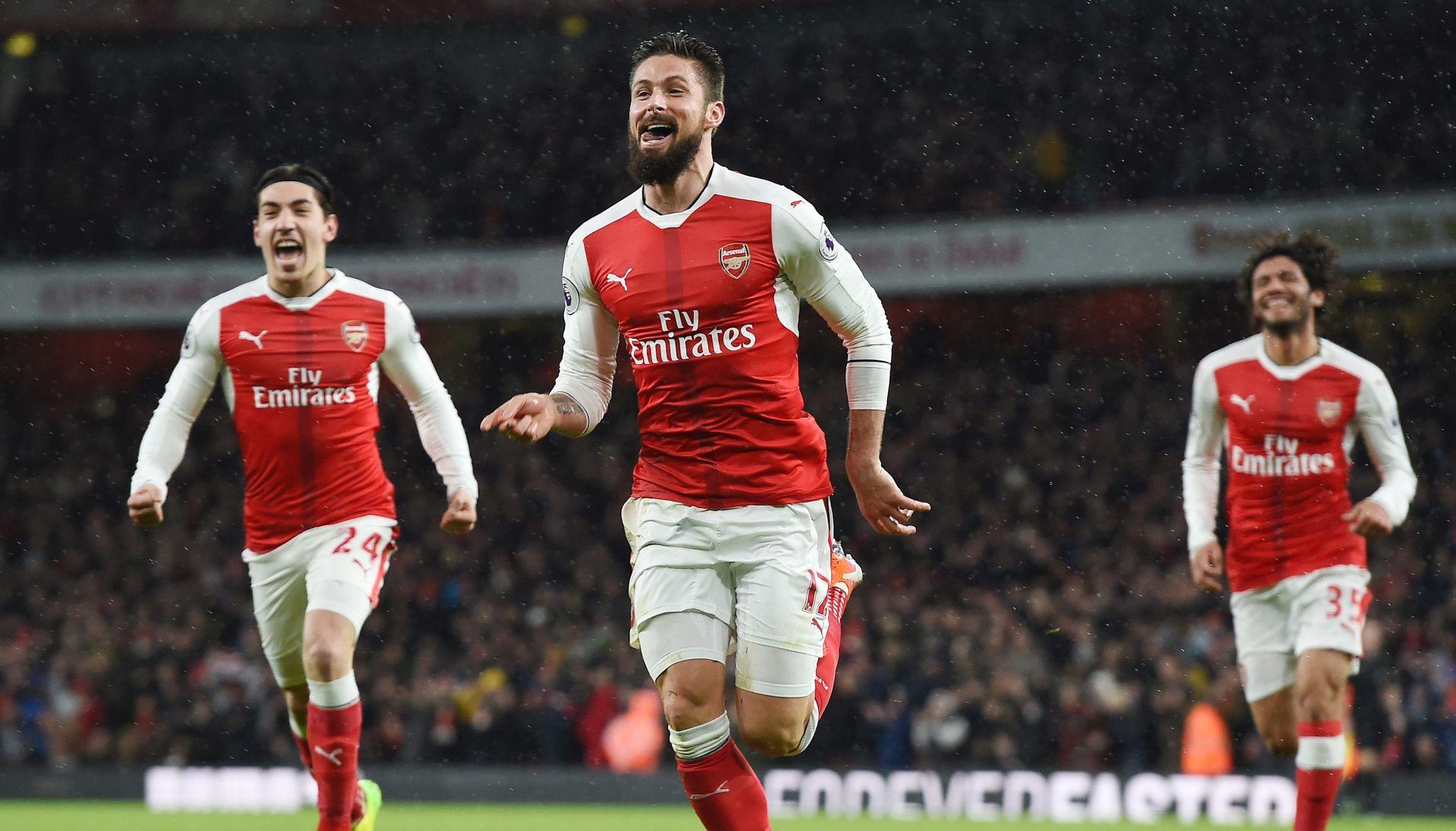 VIDEO: PREMIERLIGA Arsenal se pobjedom nad Palaceom popeo na treće mjesto
