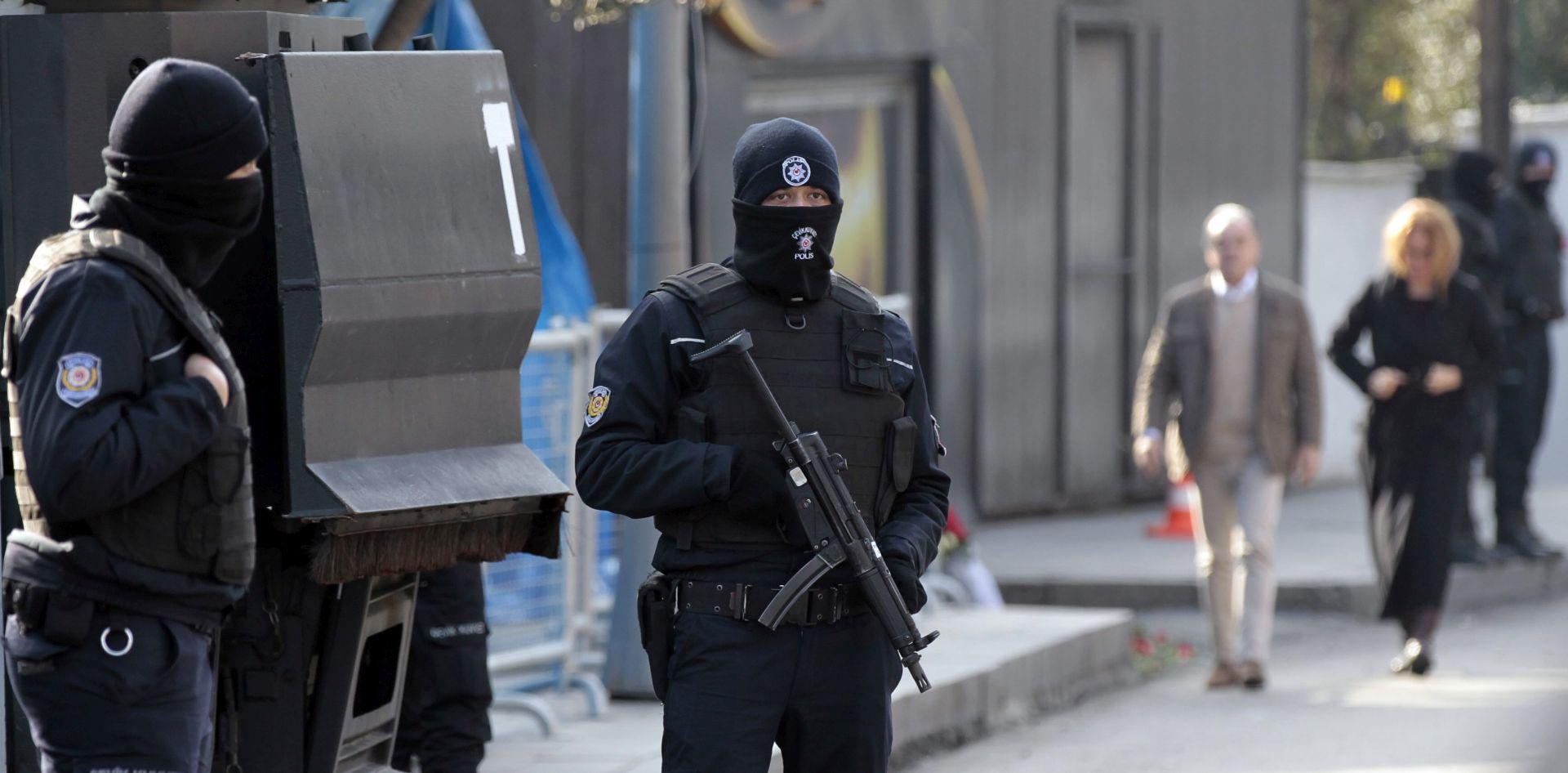 NOVA UHIĆENJA U TURSKOJ Peti dan potrage za počiniteljem napada u Istanbulu