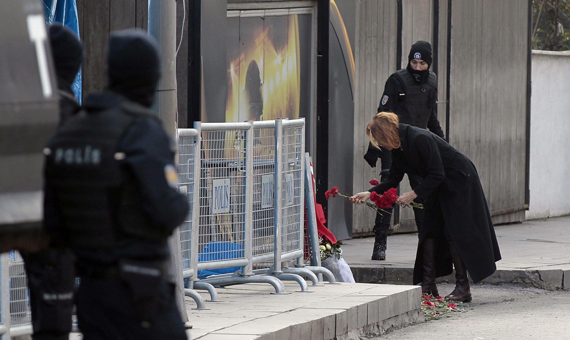 ERDOGAN 'Cilj napada u Istanbulu je polarizirati tursko društvo'