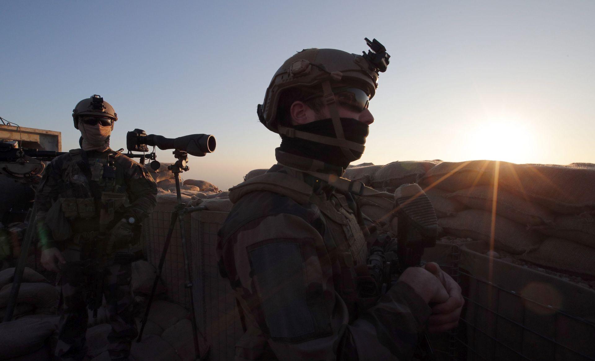 Iračke snage napreduju prema središtu Mosula