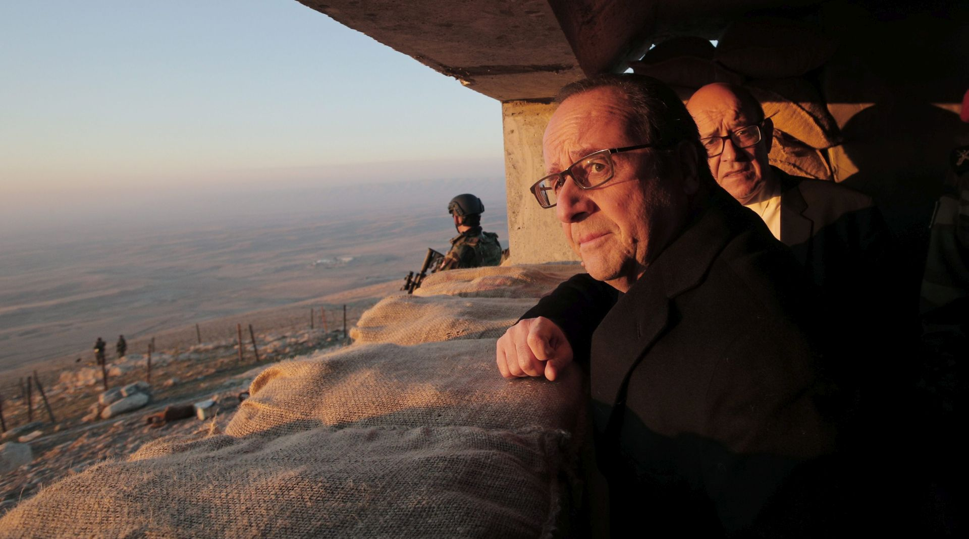 Hollande misli da bi bitka za Mosul mogla završiti do ljeta