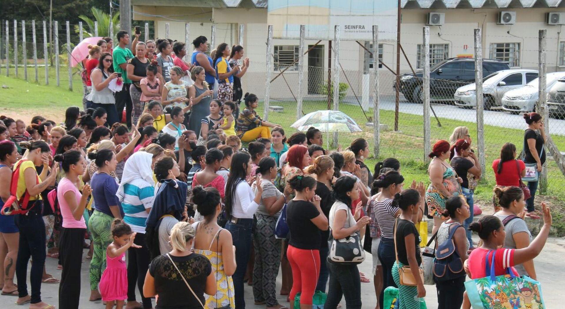 BRAZIL Narko banda ubila 33 zatvorenika u državi Roraima
