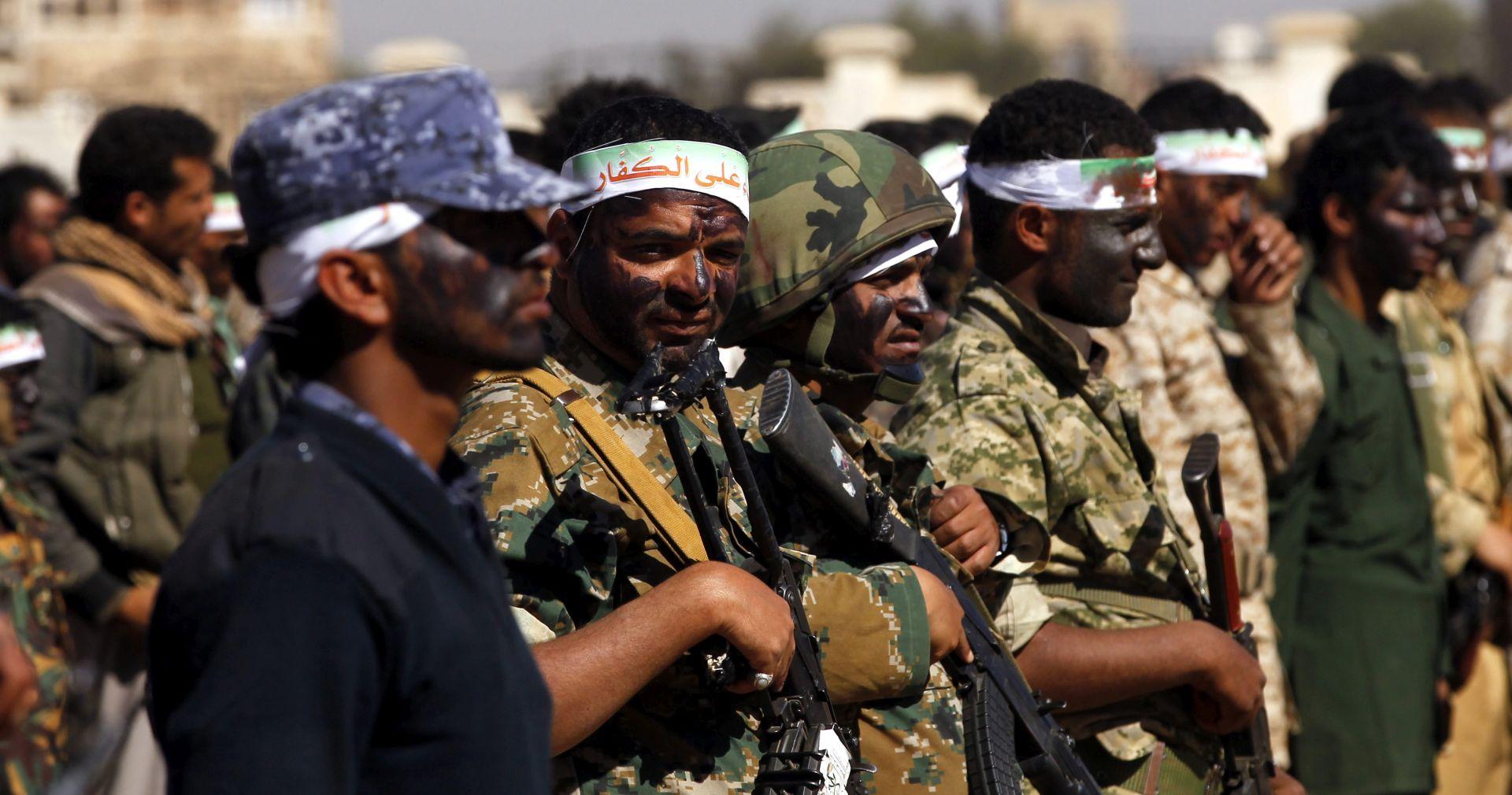 JEMEN Borbe blizu tjesnaca Bab el Mandeba, 68 mrtvih u dva dana