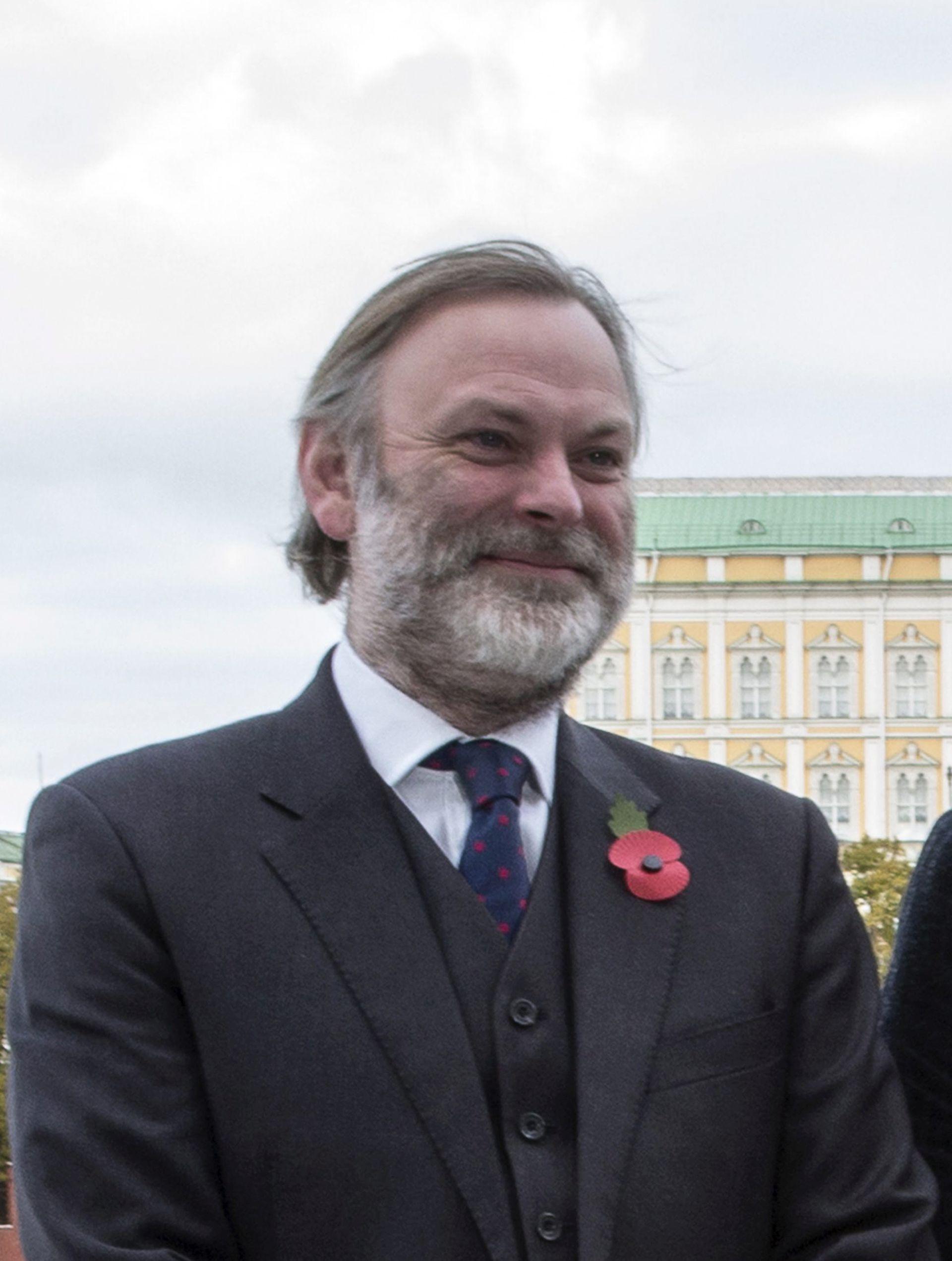NAKON NENADANE OSTAVKE ROGERSA Tim Barrow novi britanski veleposlanik u EU
