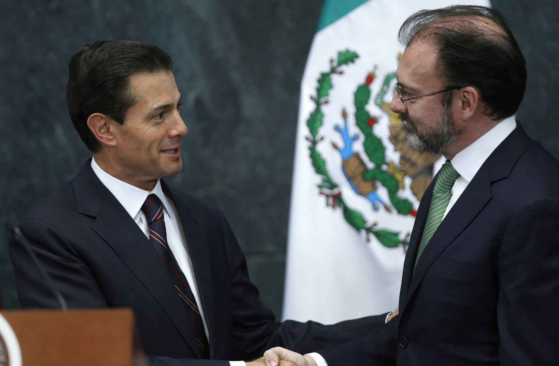 VIDEGARAY Meksiko će pregovarati s Trumpom 'bez straha'