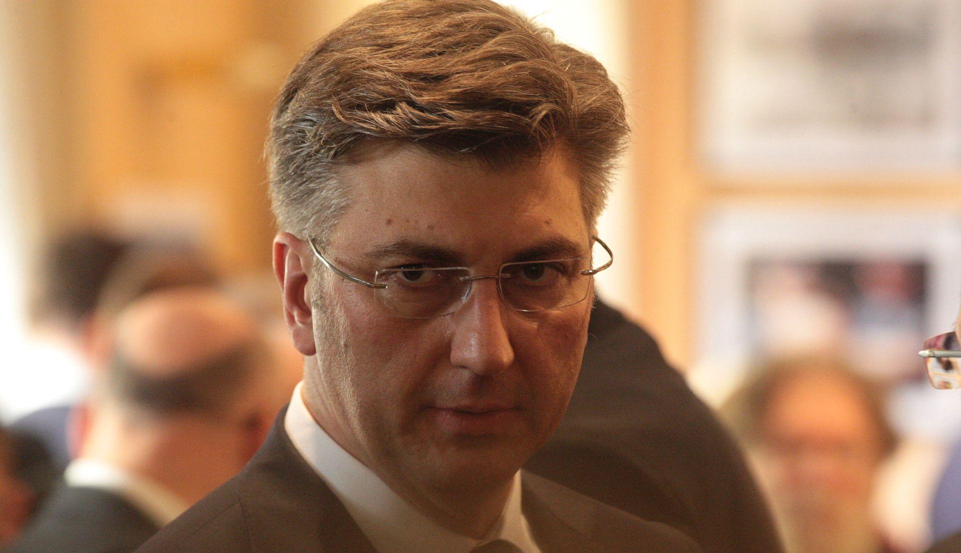 Čestitka predsjednika Vlade Plenkovića vjernicima koji Božić slave po julijanskom kalendaru