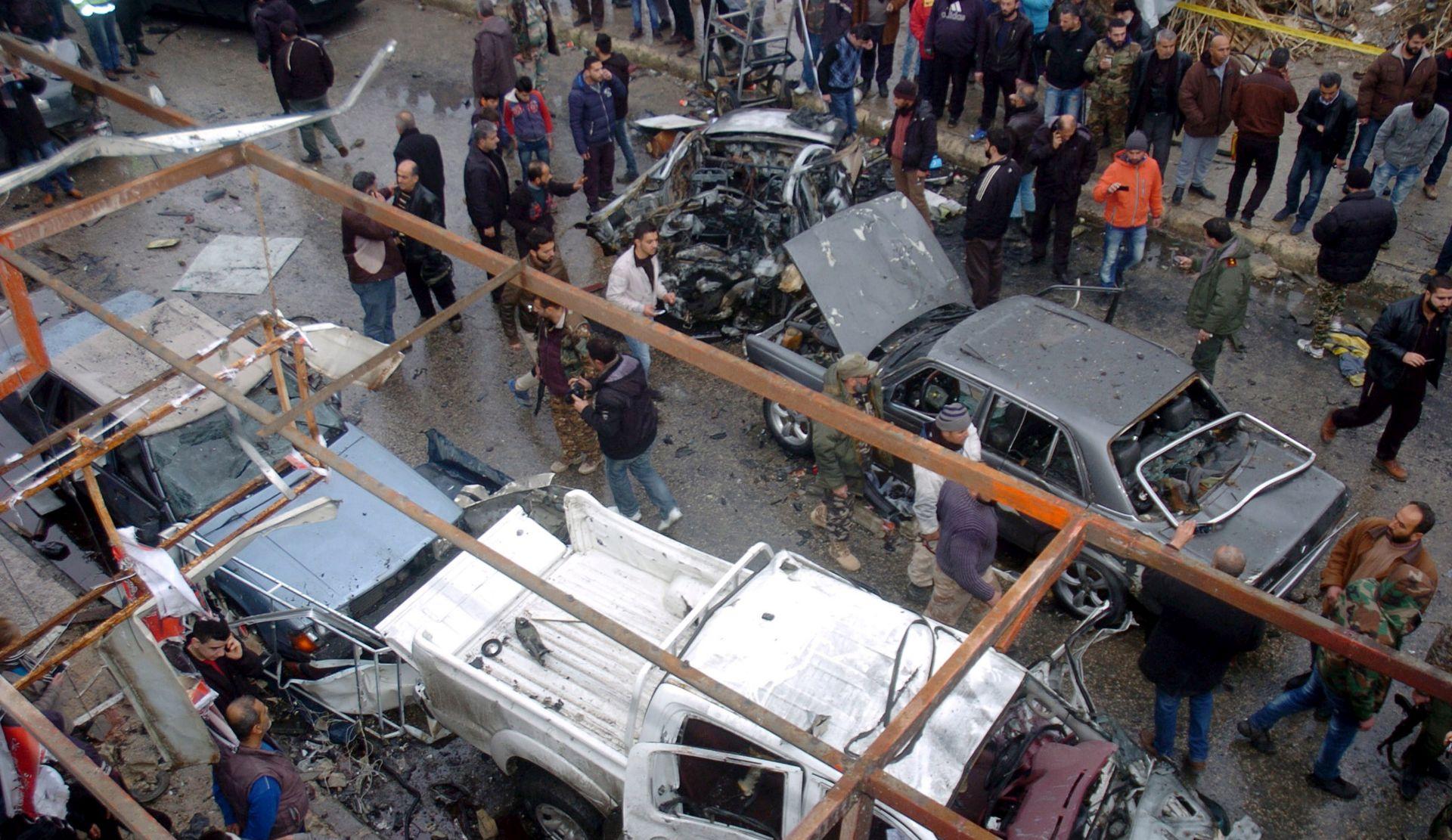 Najmanje 12 mrtvih u napadu na Bagdad