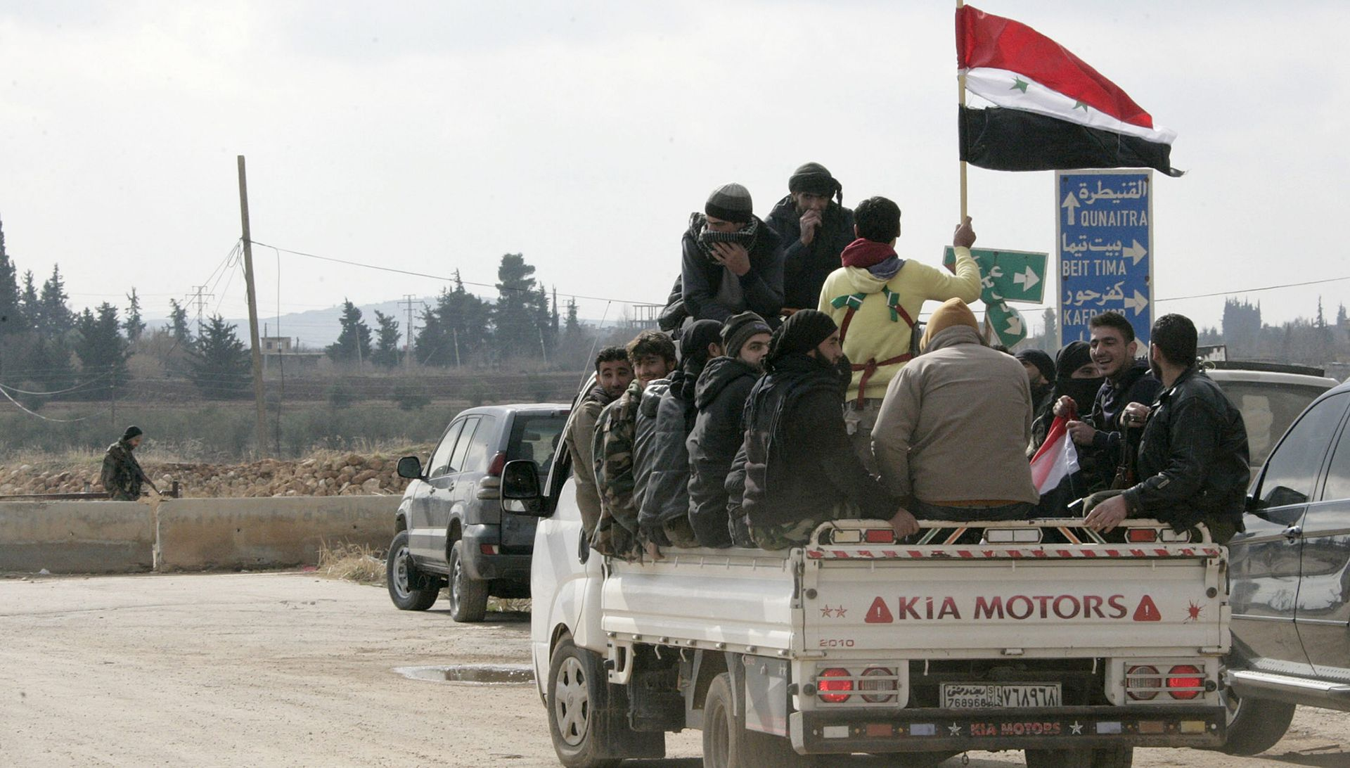 SOHR Unatoč primirju u Siriji, u sukobima blizu Damaska 9 mrtvih