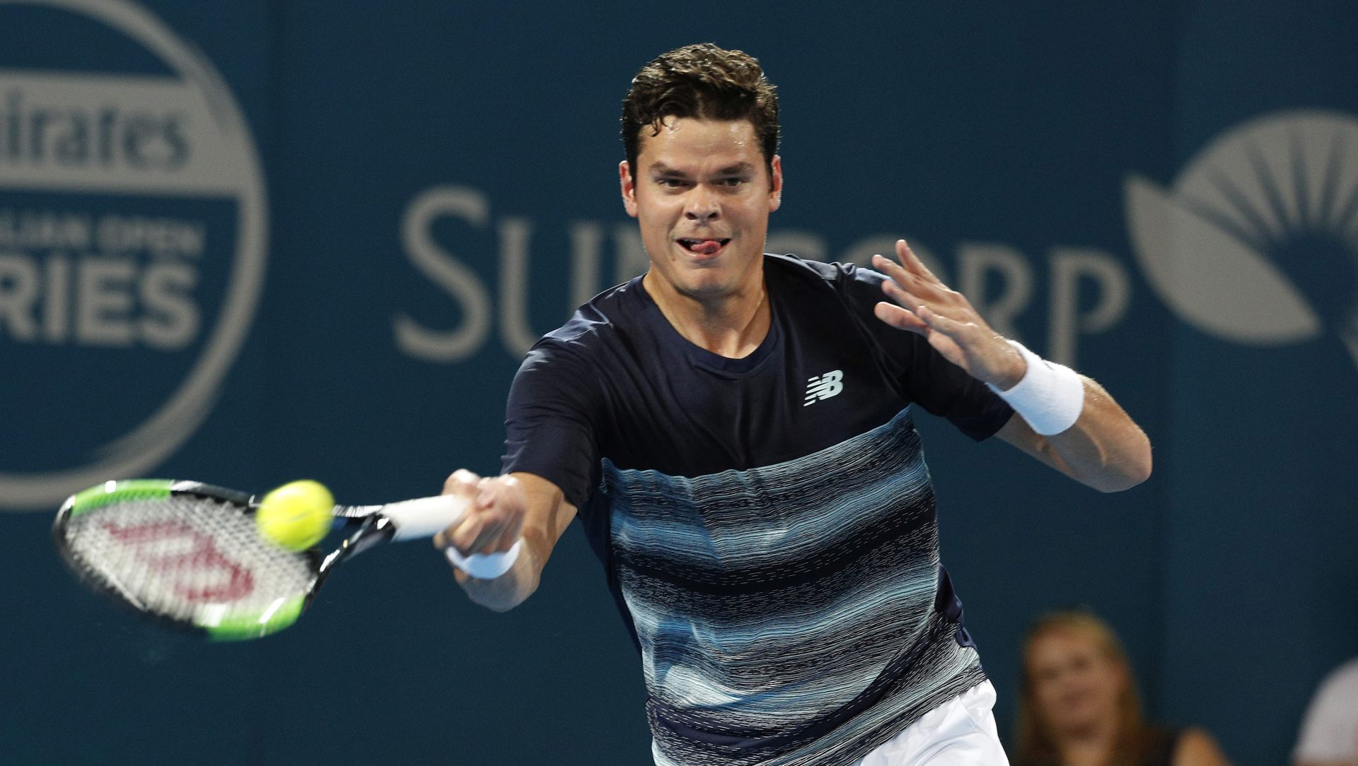 ATP BRISBANE Raonić bolji od Nadala u četvrtfinalu