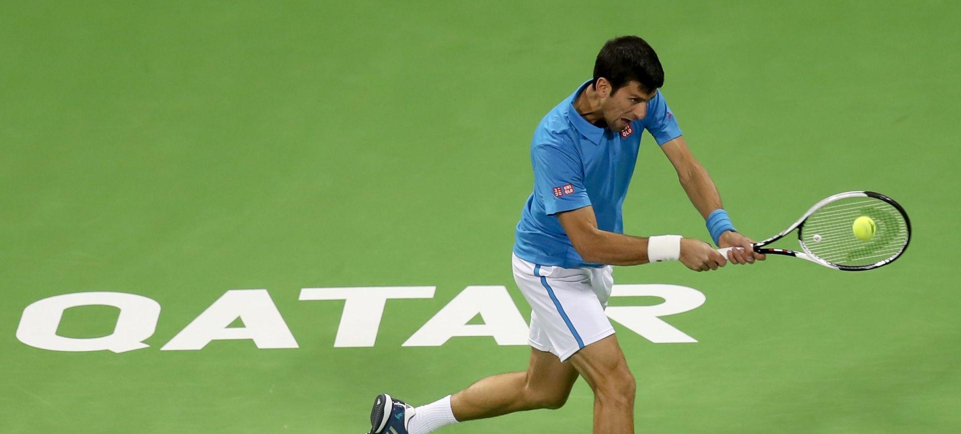 VIDEO: ATP DOHA Đoković zaustavio Murrayev niz
