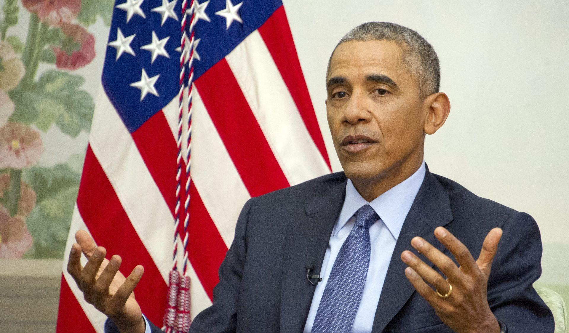 """PREKINUO ŠUTNJU Obama podržava prosvjede protiv vjerske diskriminacije: """"U pitanju su američke vrijednosti"""""""