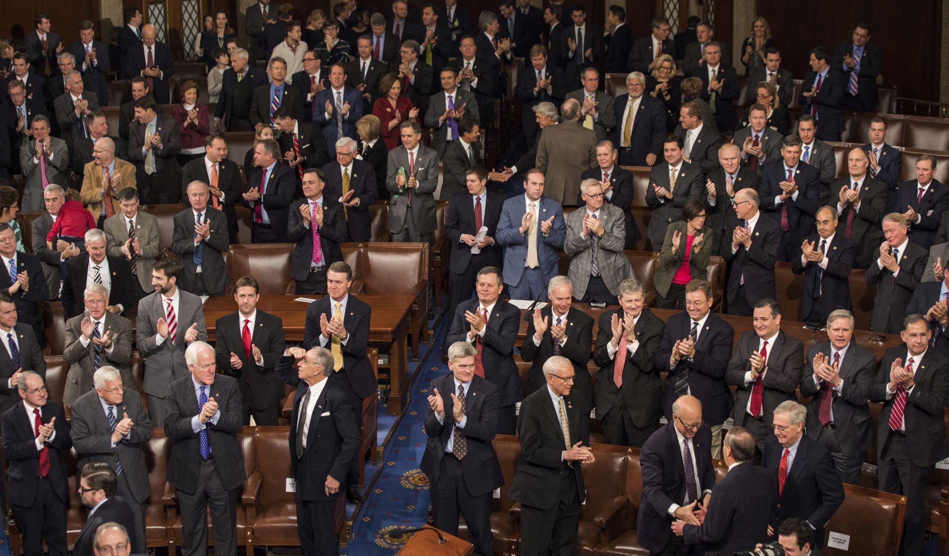 Američki Kongres potvrdio Trumpovu predsjedničku pobjedu