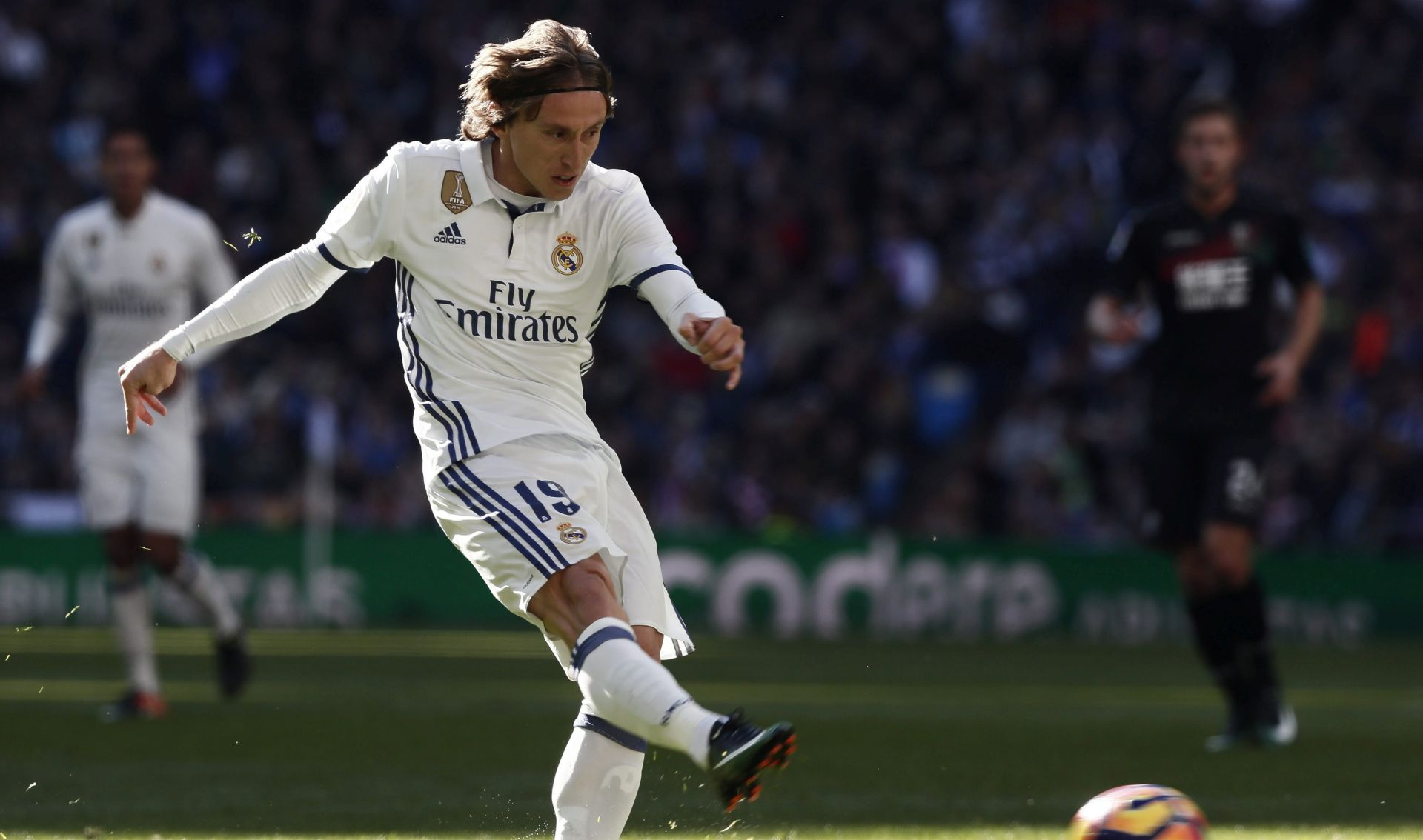 MODRIĆ Real Madrid je dobro fizički pripremljen