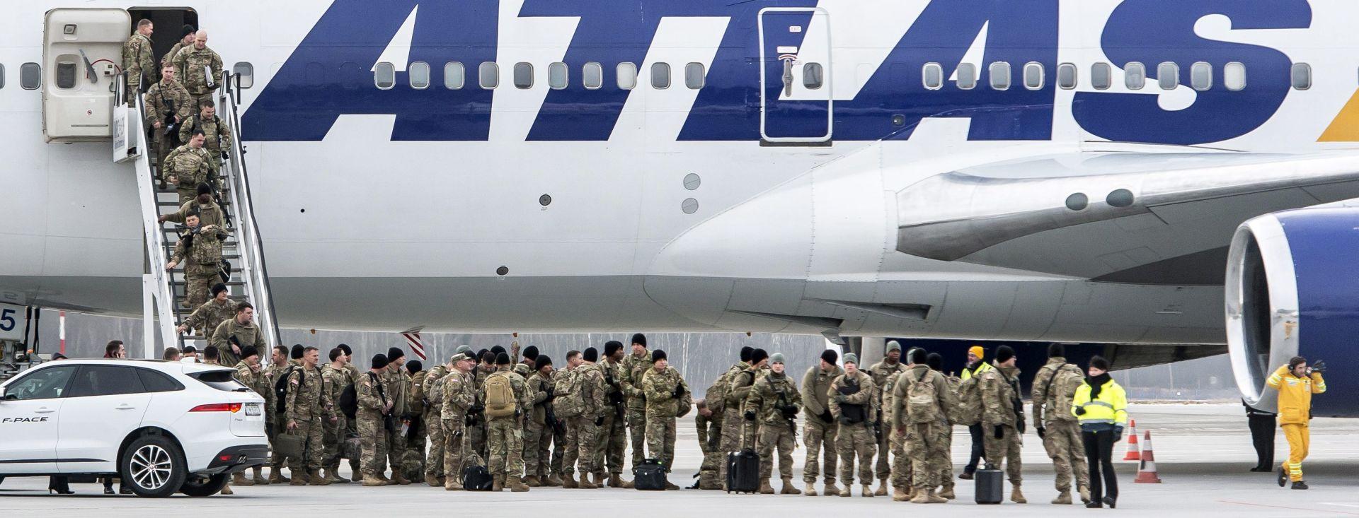 U Poljsku stigli prvi američki vojnici kako bi ojačali istočni bok NATO-a