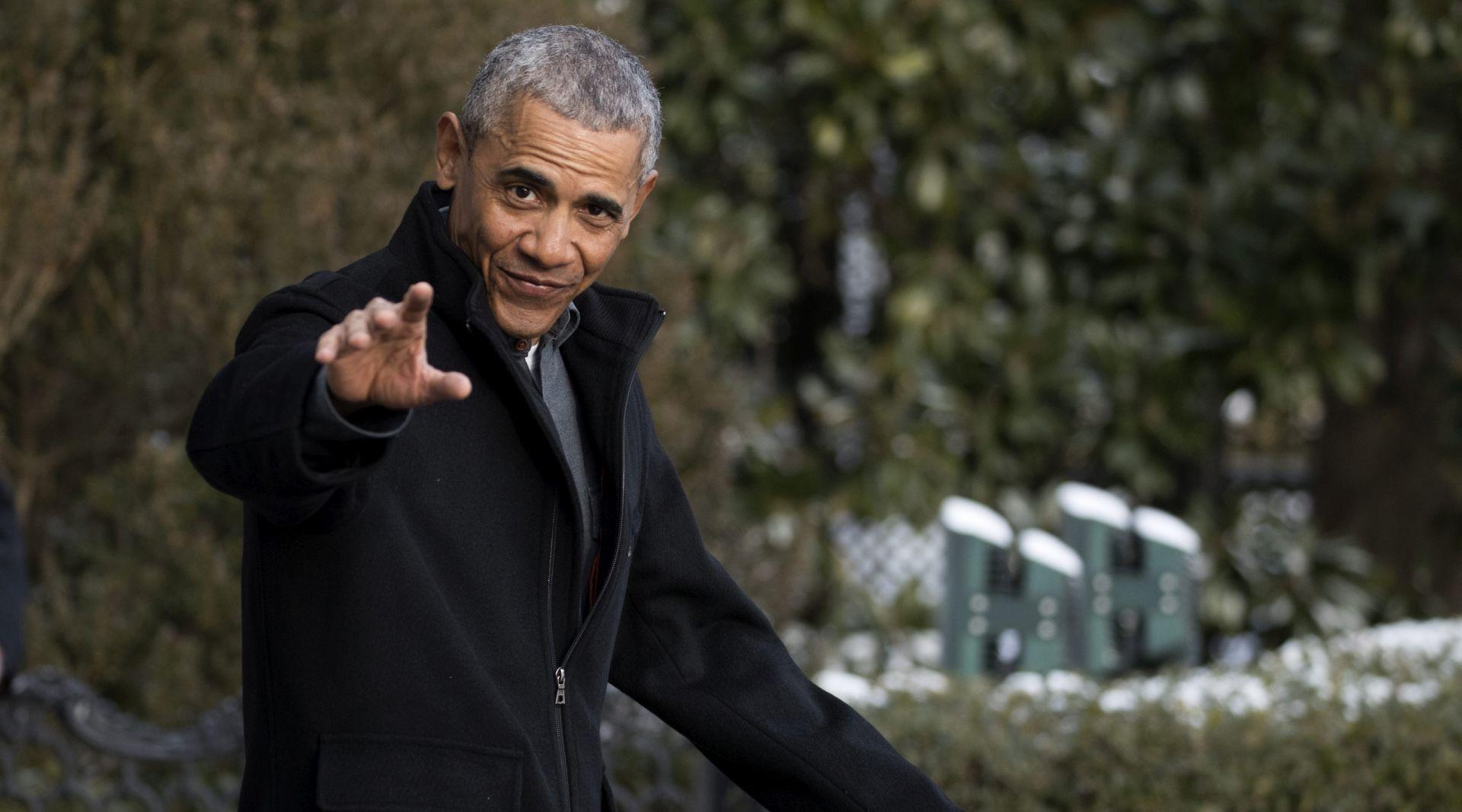 TRADICIJA NA KRAJU MANDATA Obama se sutra u Chicagu oprašta od javnosti