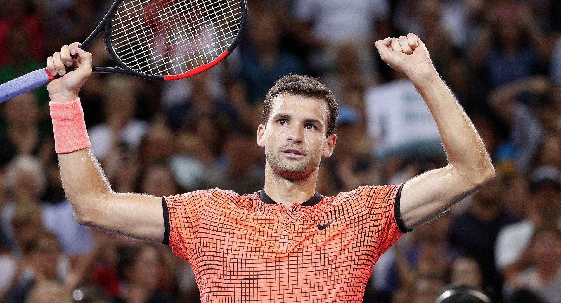 ATP BRISBANE Dimitrovu prvi naslov nakon više od dvije godine