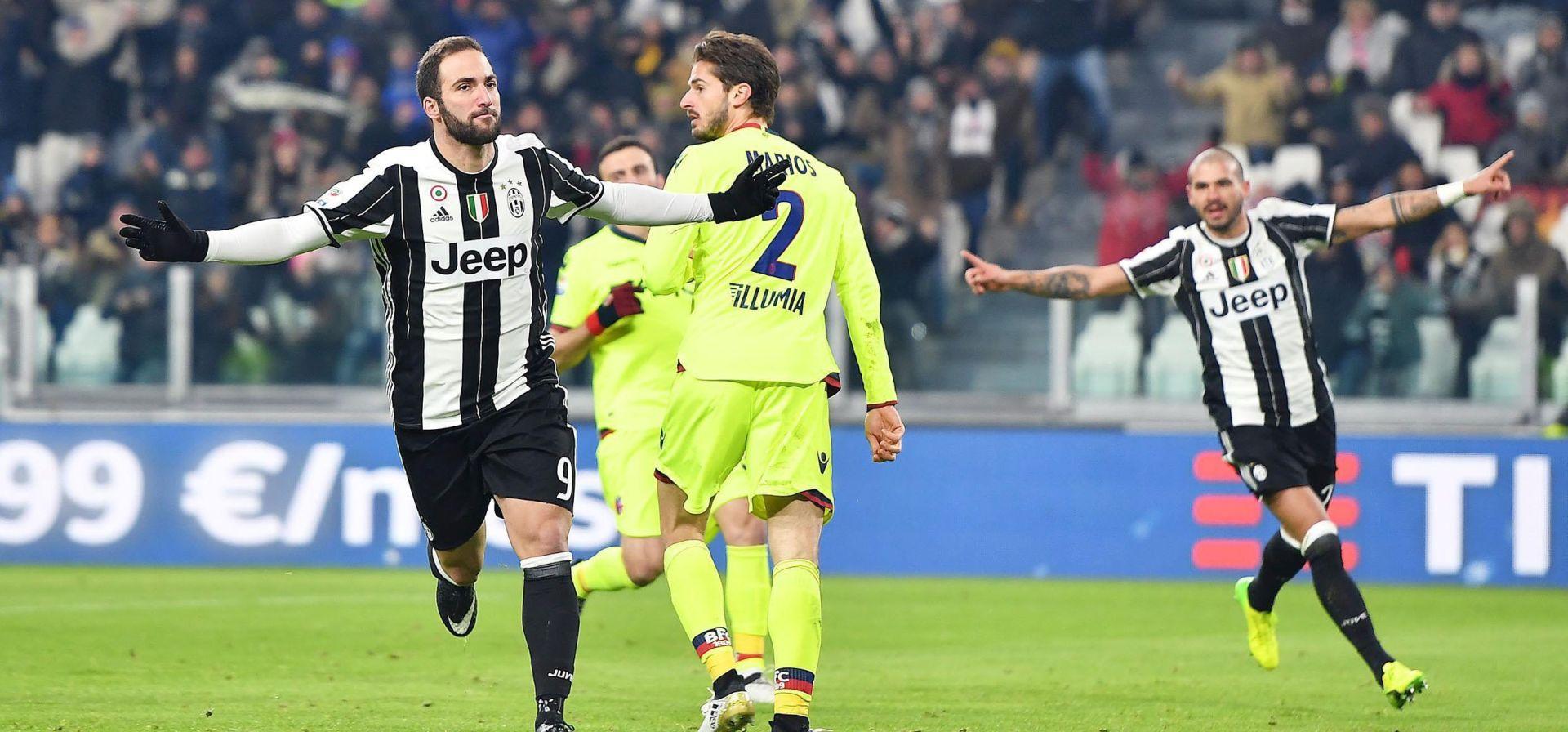 SERIE A Slavlje Juventusa, dva gola Higuaina