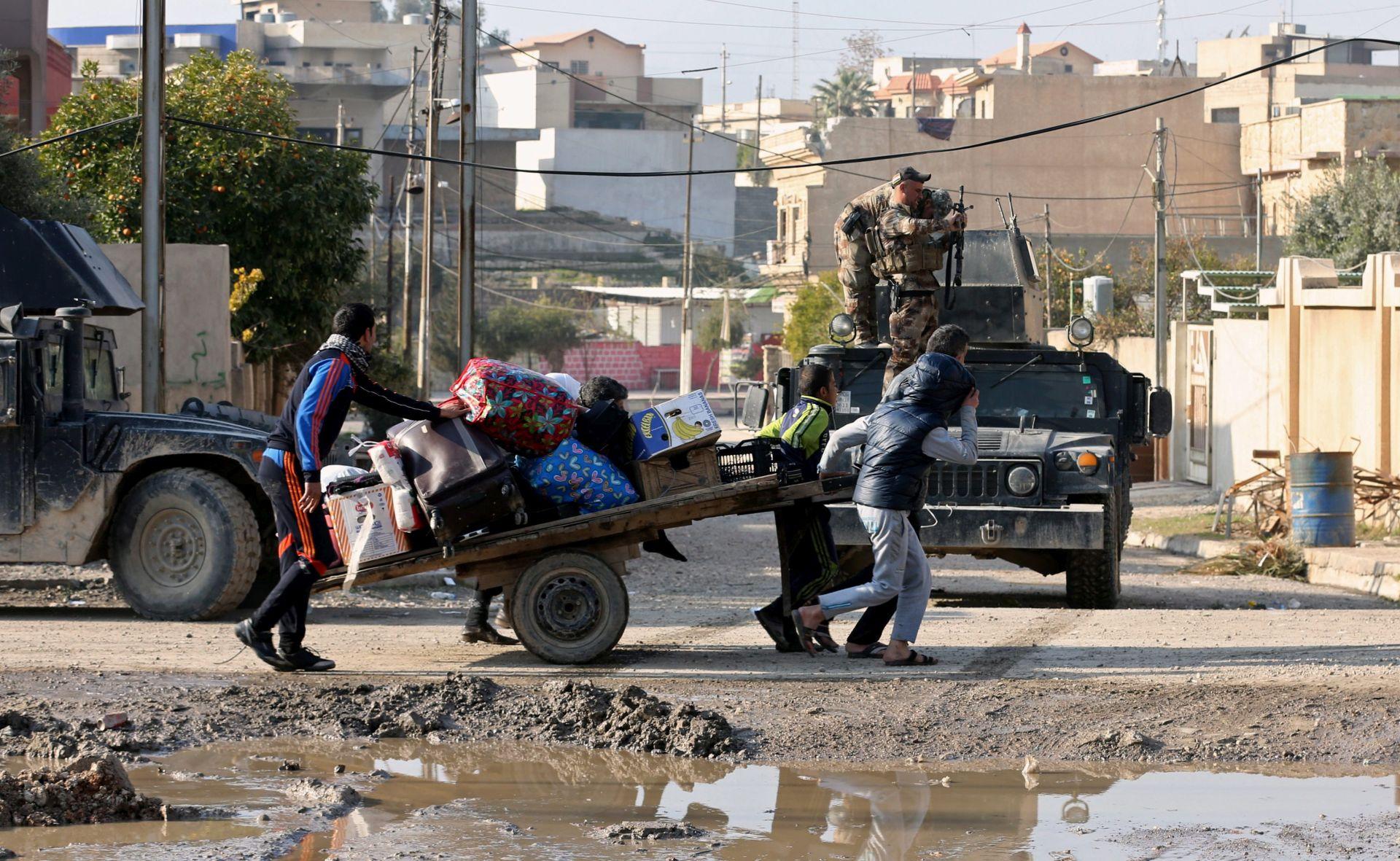 IRAČKI GENERAL Ubijena većina zapovjednika IS-a u Mosulu