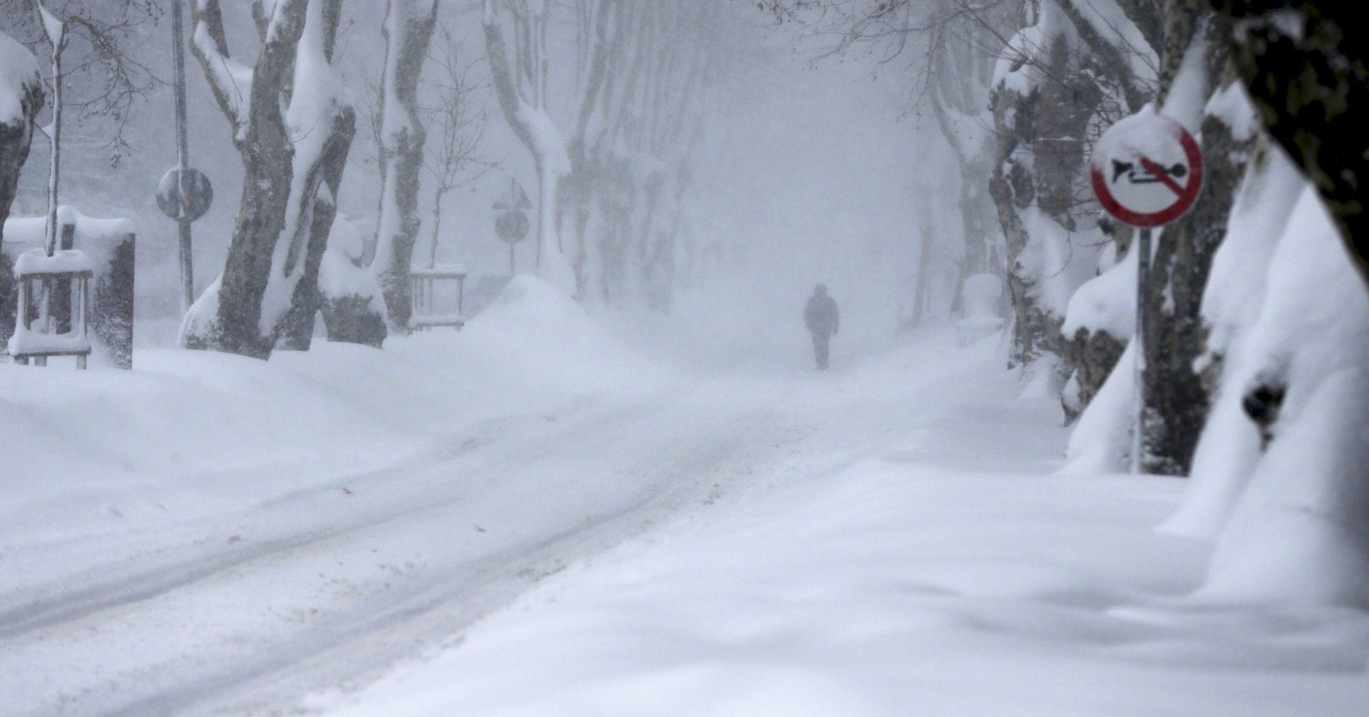 Još šest osoba umrlo od hladnoće u Poljskoj