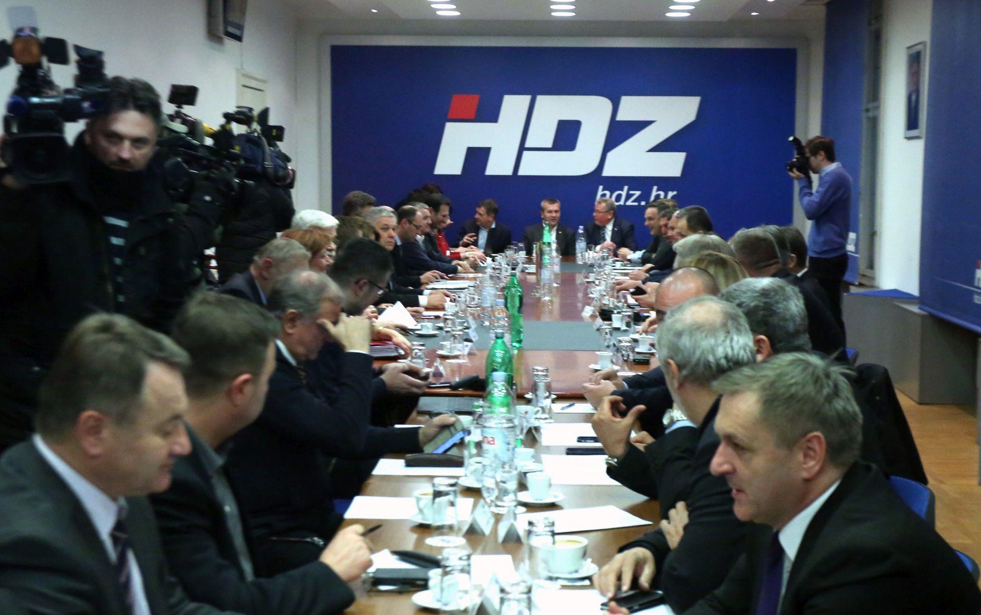 Predsjedništvo i Nacionalno vijeće HDZ-a podržalo Vladu da se Ina vrati u hrvatsko vlasništvo