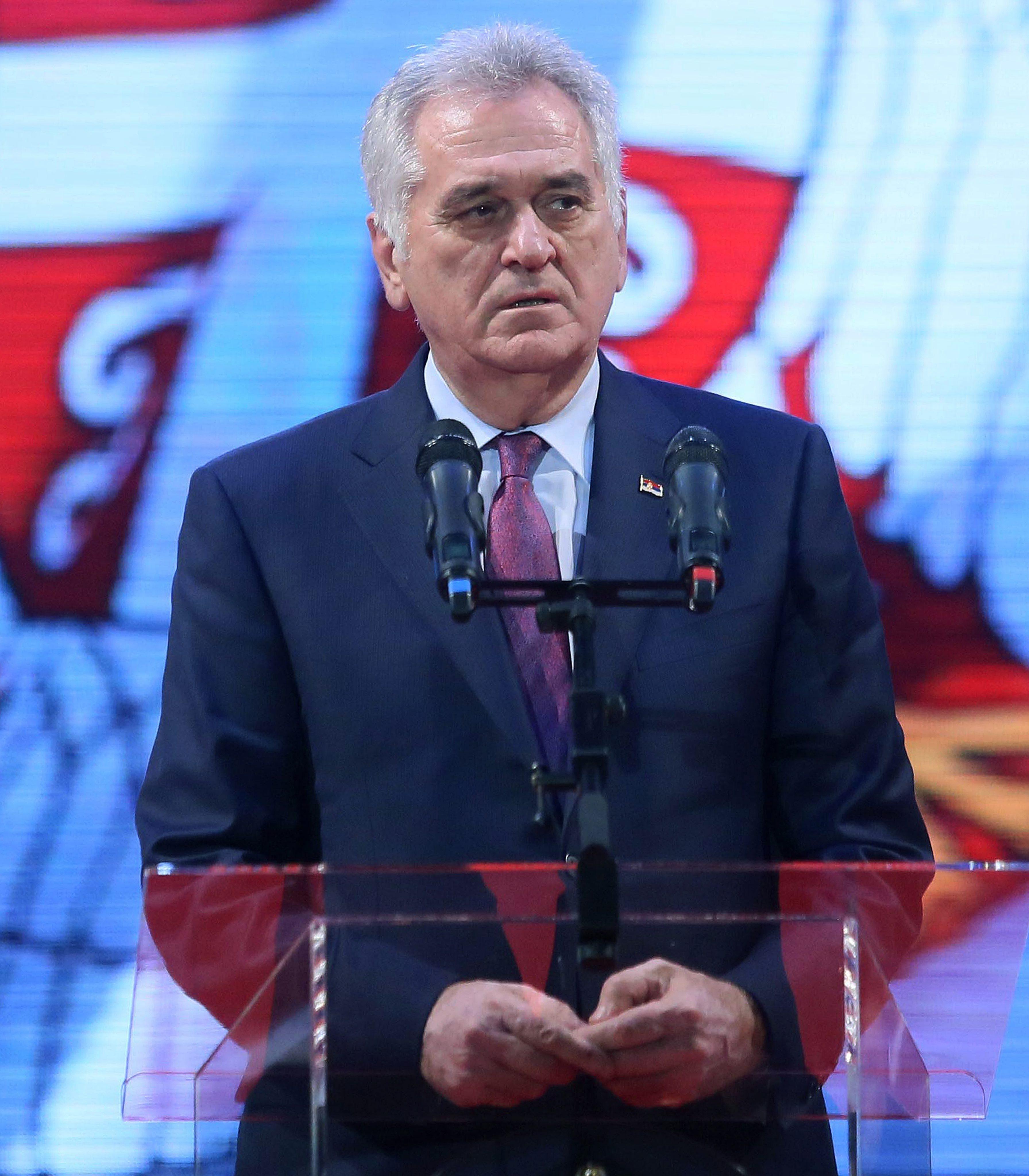 NIKOLIĆ: 'Taj vlak je bio simbol da je Kosovo dio Srbije'