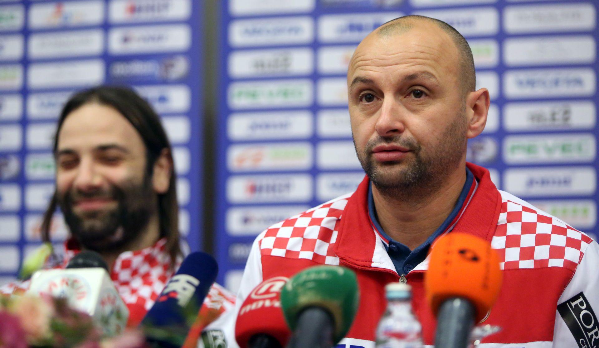 SP RUKOMETAŠA Izbornik Babić označio četvrtfinale minimalnim ciljem