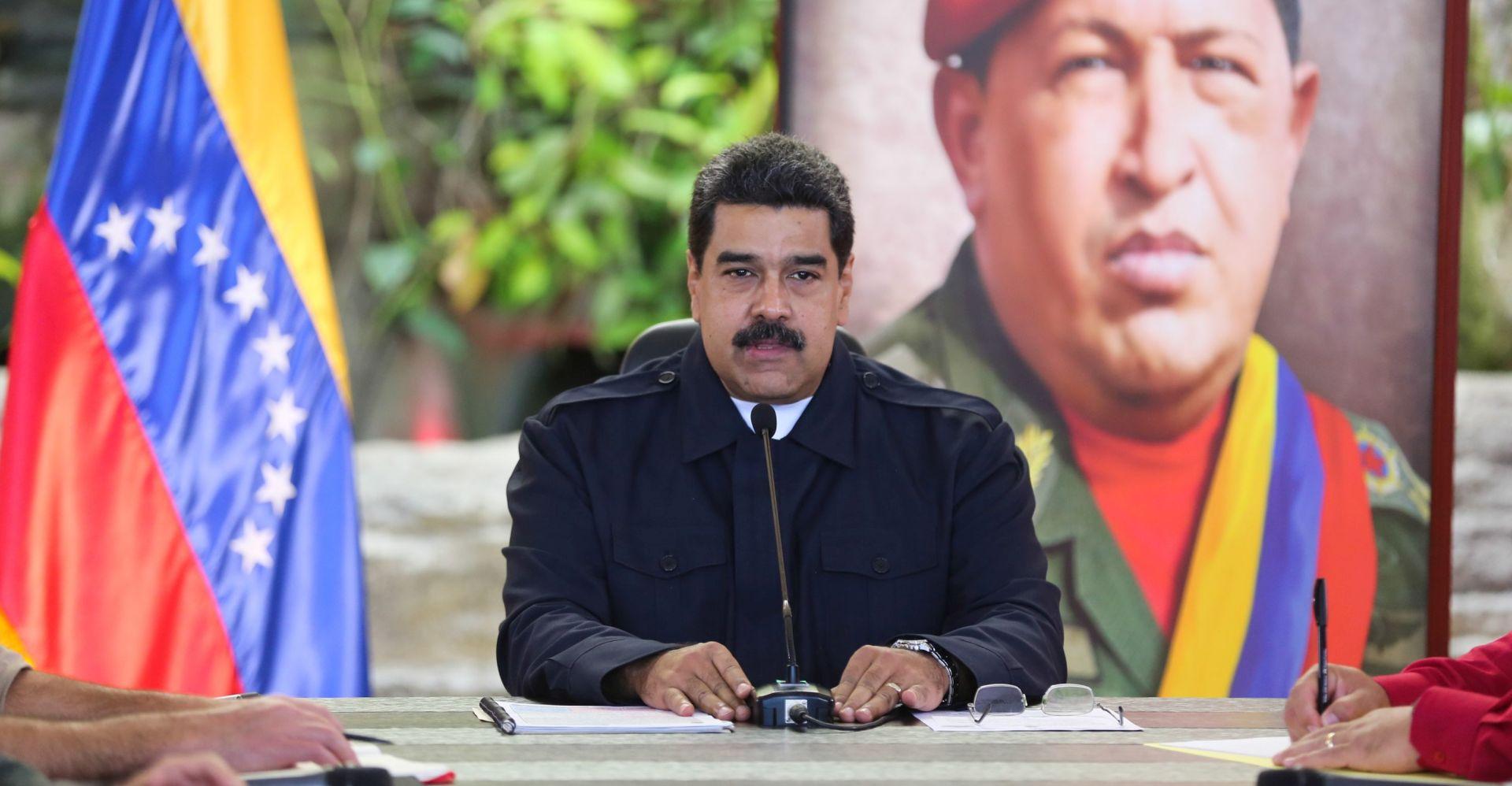 """MADURO ŽELI SASTANAK S TRUMPOM """"Ako je tako zainteresiran za Venezuelu, ovdje sam"""""""