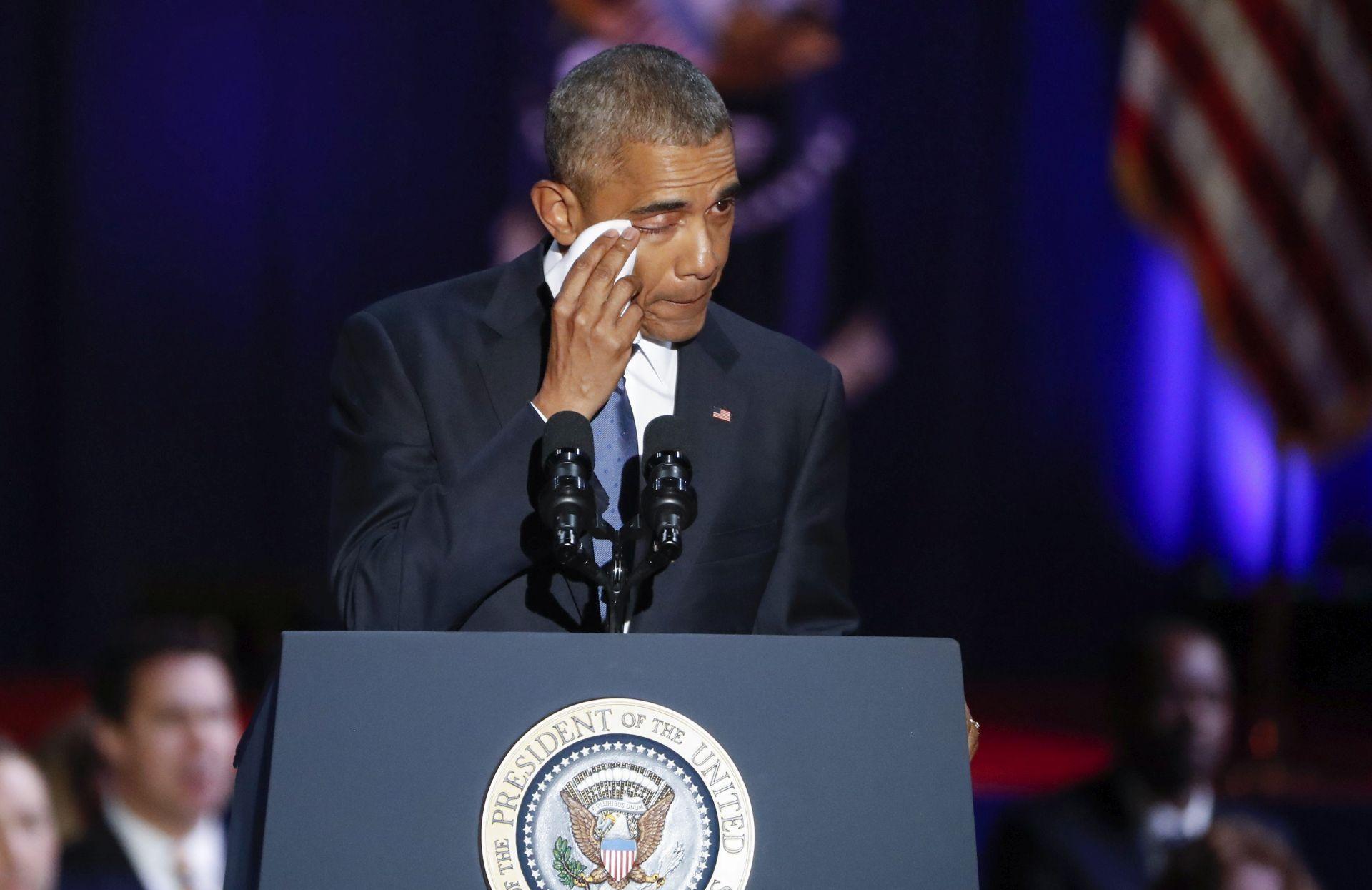 Obama će u srijedu održati posljednju tiskovnu konferenciju